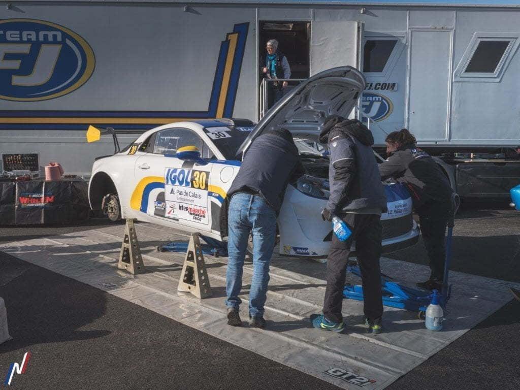 Rallye Touquet 2020 RGT A110 rally teamFJ signatech 47 | Alpine A110 Rally: rencontre avec le Team FJ