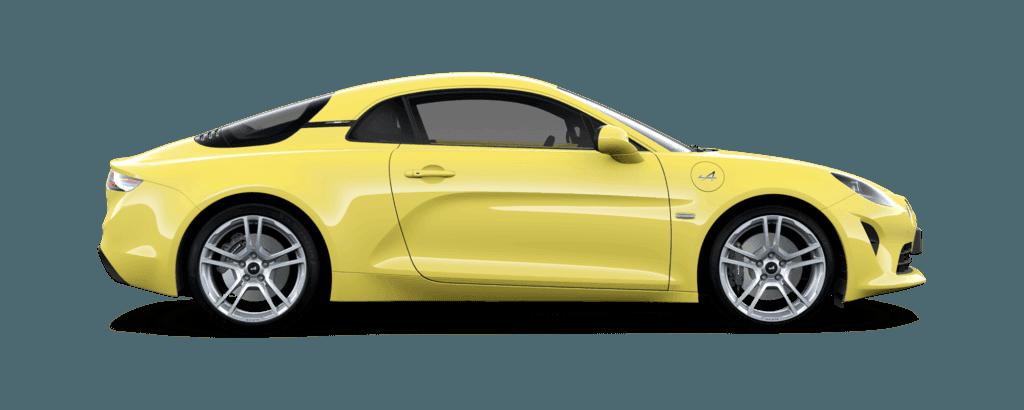 Alpine A110 - Vanille 912