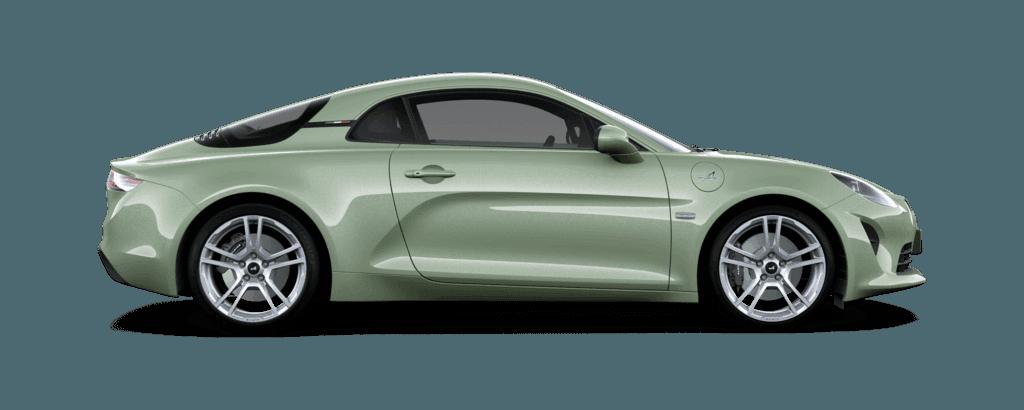 Alpine A110 - Vert Cendre 784