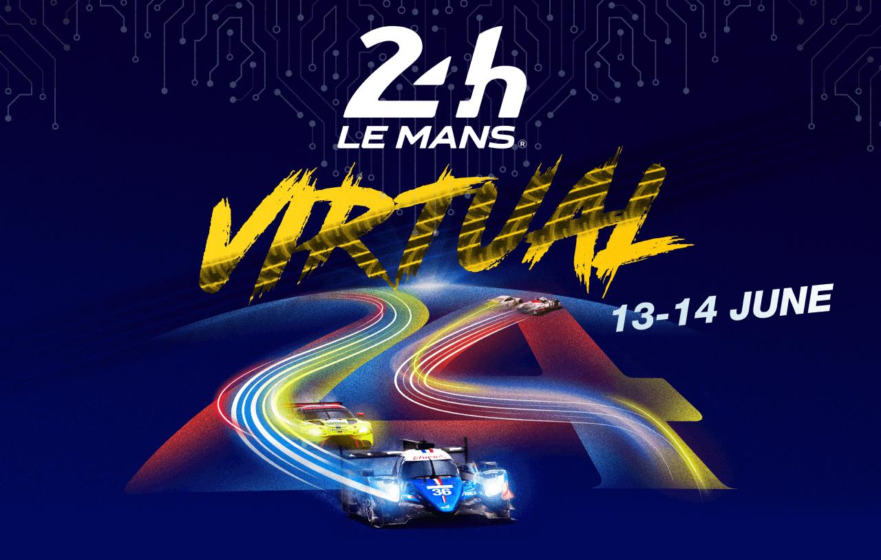 24 Heures du Mans virtuelles Signatech Alpine Elf 2020