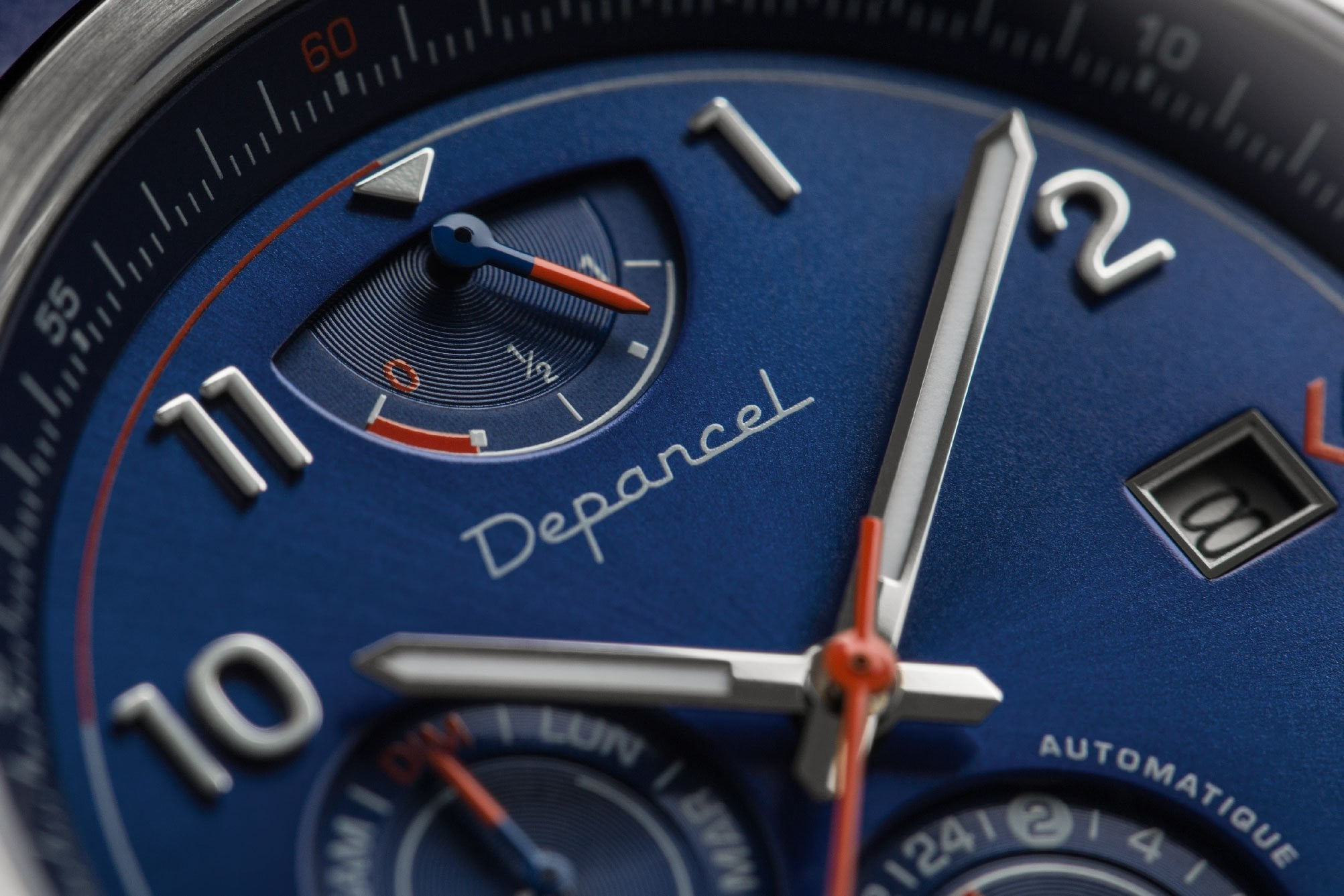 Depancel AUTO110 Close Up 2 | Depancel AUTO RS: l'inspiration bleue
