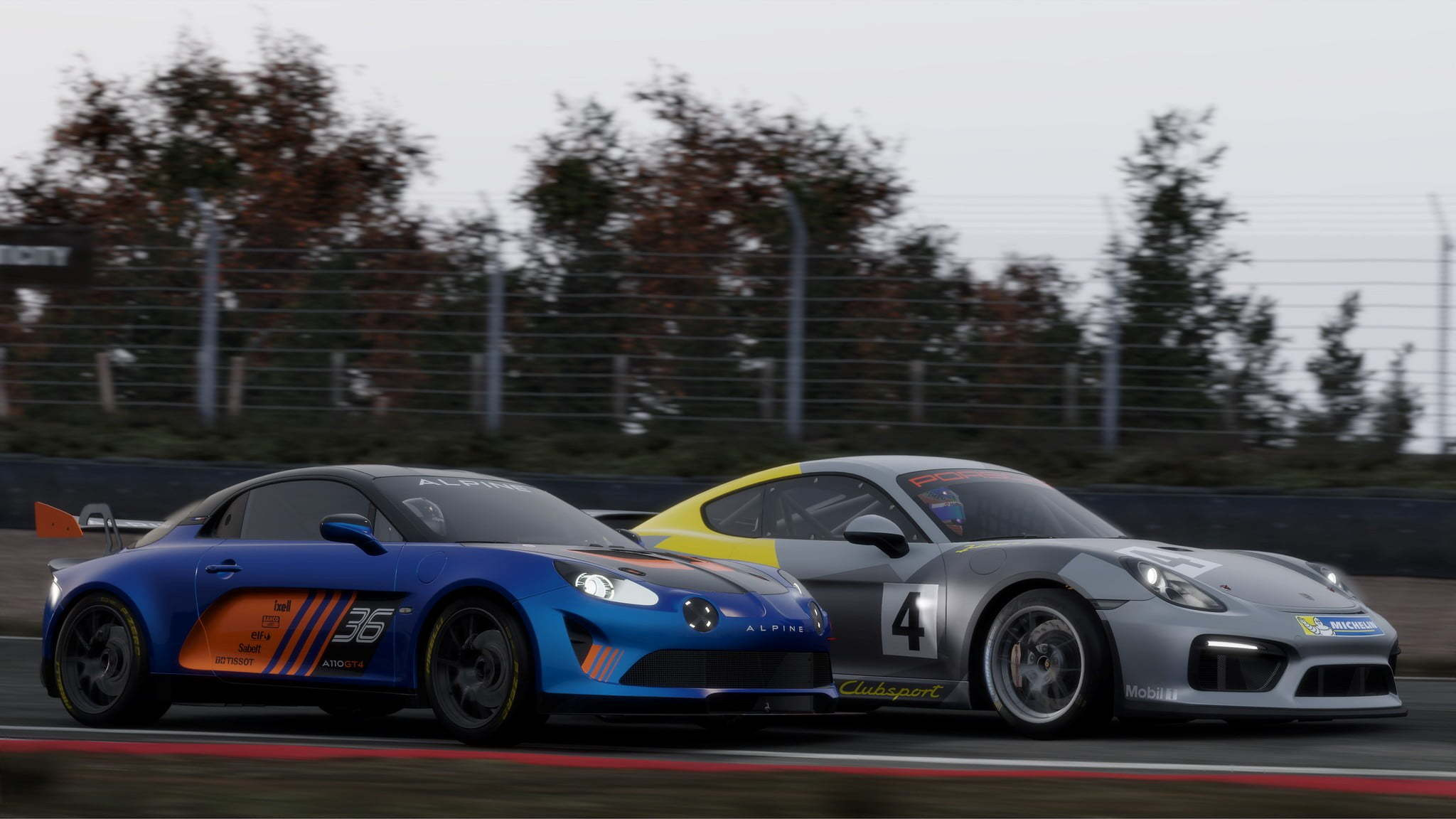 Alpine A110 GT4 Project cars 3 2020 | Project Cars 3: Alpine A110S et GT4 au programme