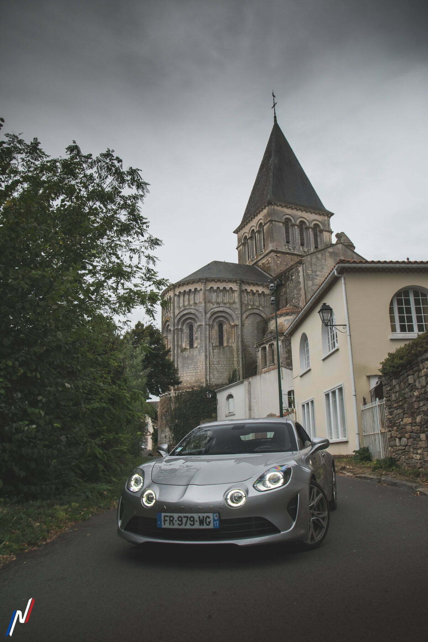 Alpine A110 Legend GT Centre Alpine La Rochelle 1 | Sous l'oeil de GPE-Auto : l'Alpine A110 Légende GT