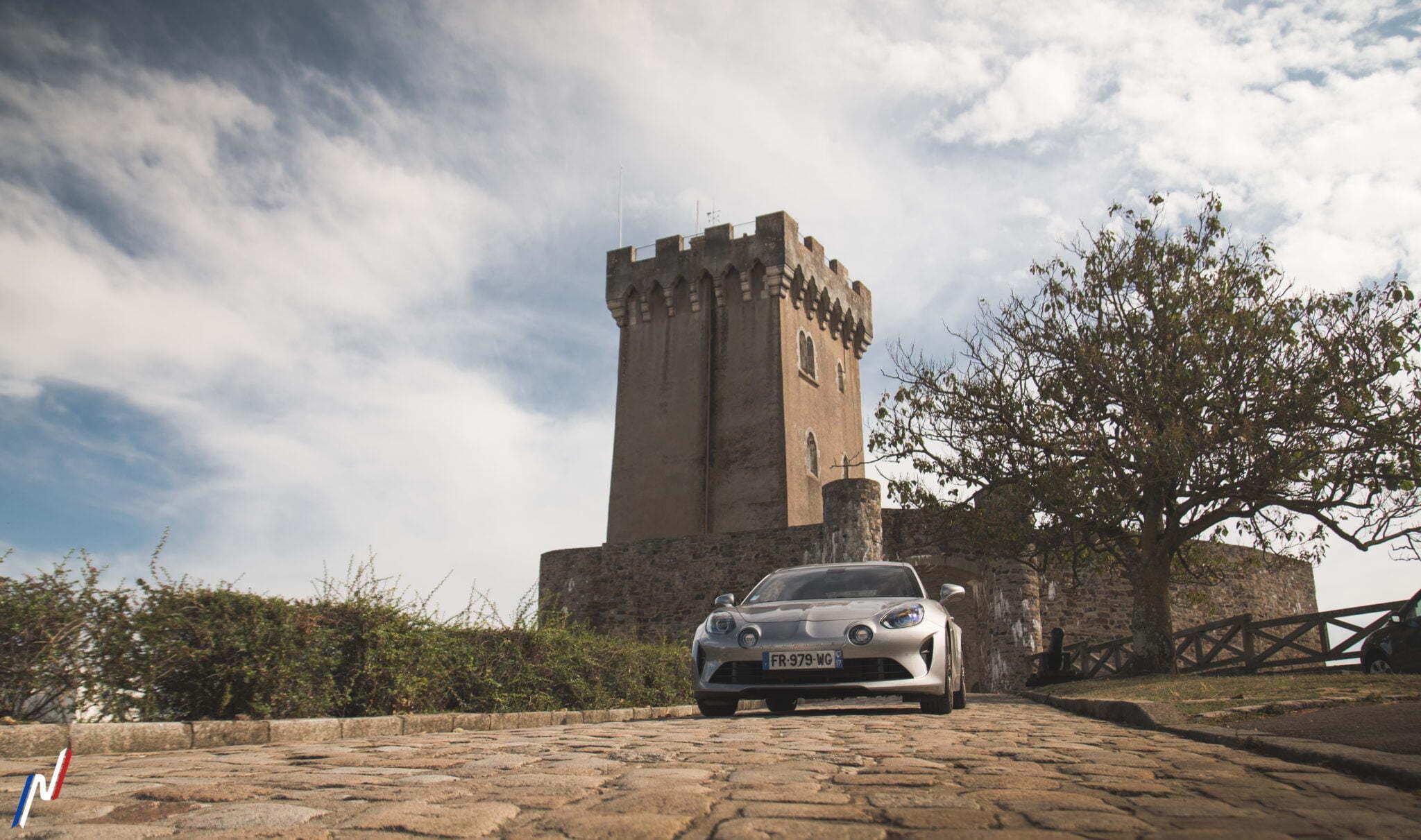 Alpine A110 Legend GT Centre Alpine La Rochelle 34 | Sous l'oeil de GPE-Auto : l'Alpine A110 Légende GT
