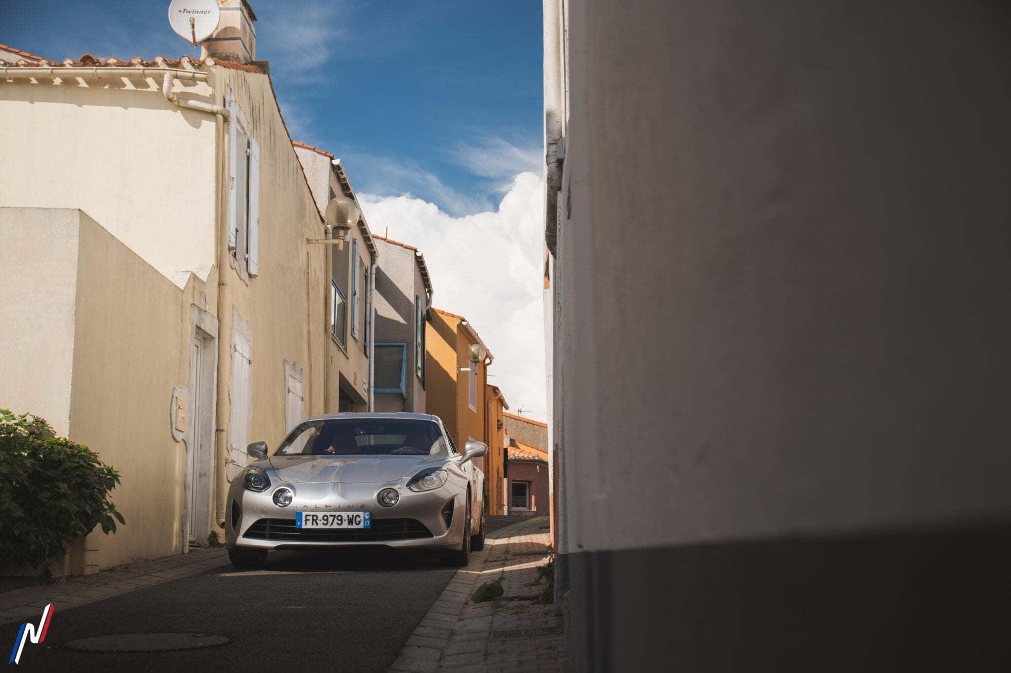 Alpine A110 Legend GT Centre Alpine La Rochelle 37 | Sous l'oeil de GPE-Auto : l'Alpine A110 Légende GT