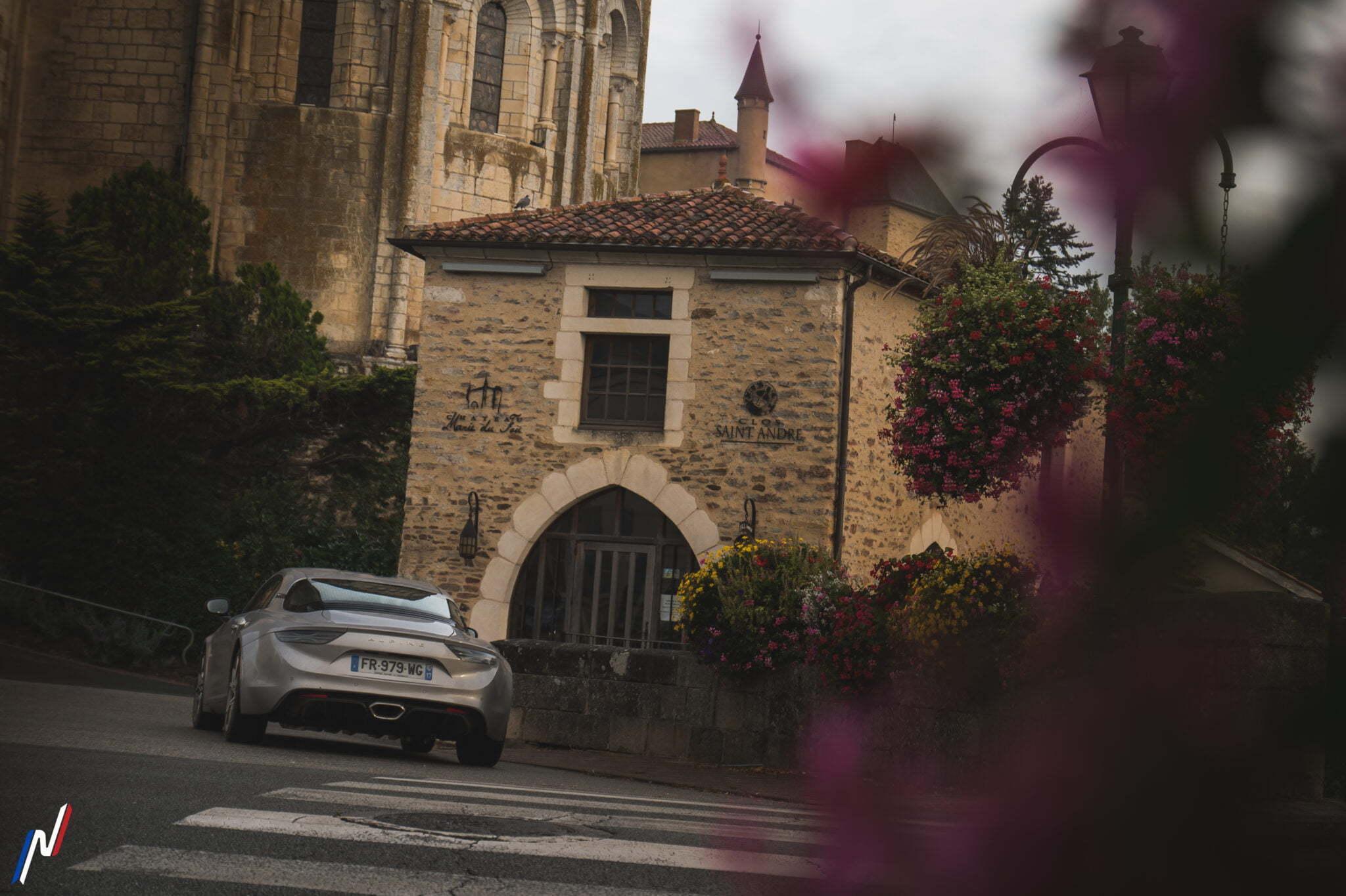 Alpine A110 Legend GT Centre Alpine La Rochelle 40 | Sous l'oeil de GPE-Auto : l'Alpine A110 Légende GT