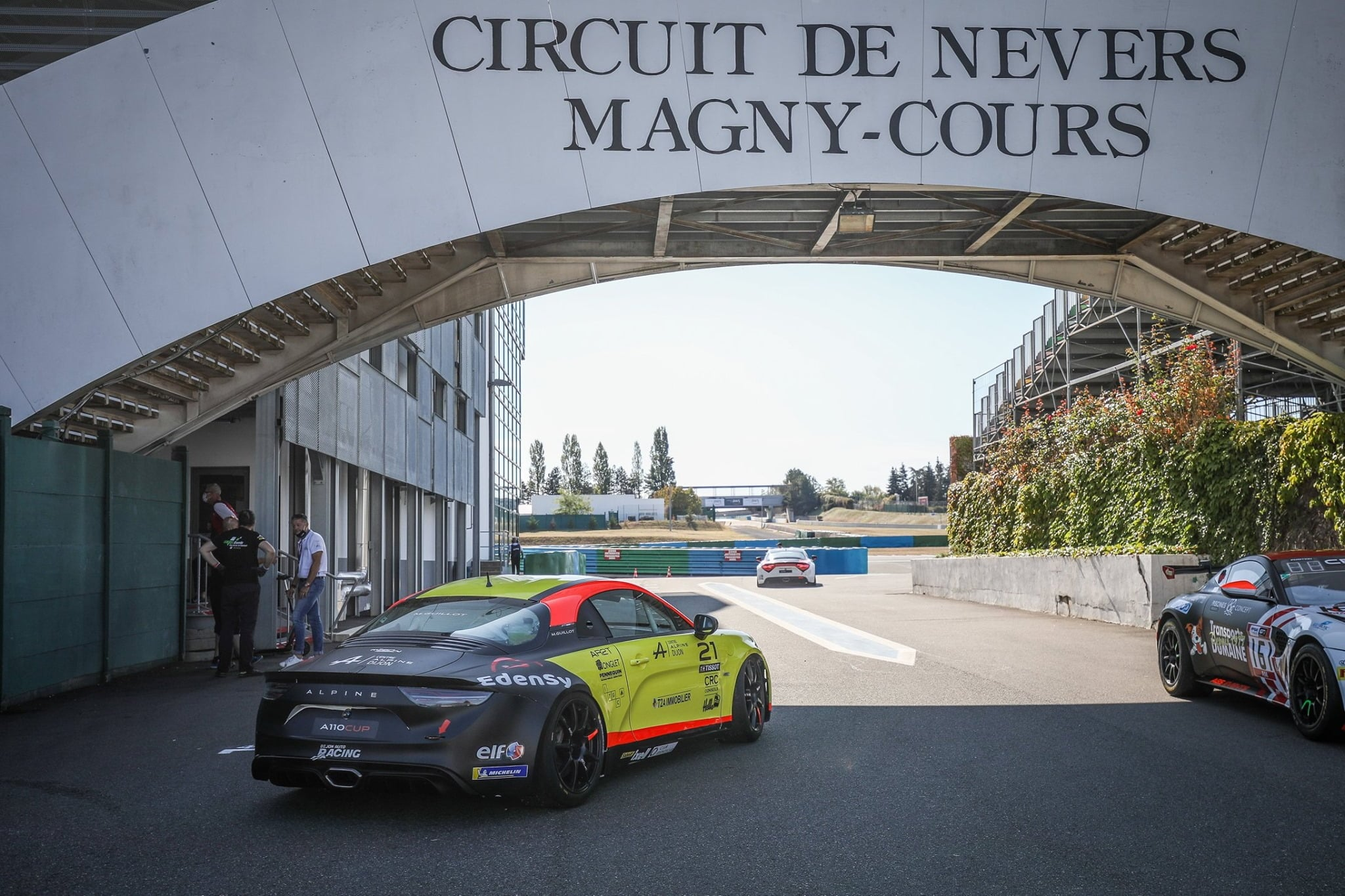 Alpine Elf Europa Cup 2020 Magny Cours A110 Cup 1 | Alpine Elf Europa Cup 2020: Jean-Baptiste Mela triomphe à Magny-Cours