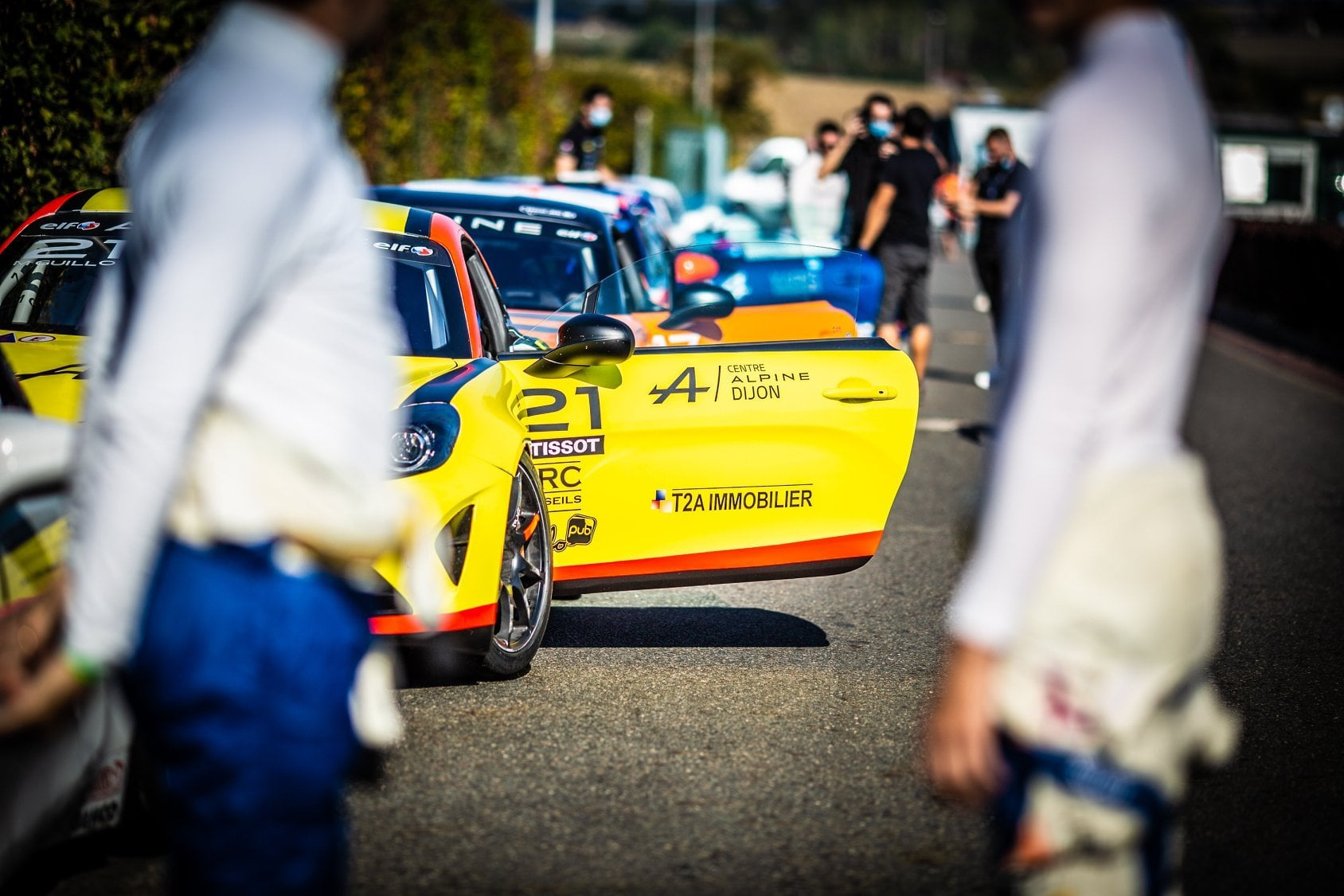 Alpine Elf Europa Cup 2020 Magny Cours A110 Cup 2 | Alpine Elf Europa Cup 2020: Jean-Baptiste Mela triomphe à Magny-Cours