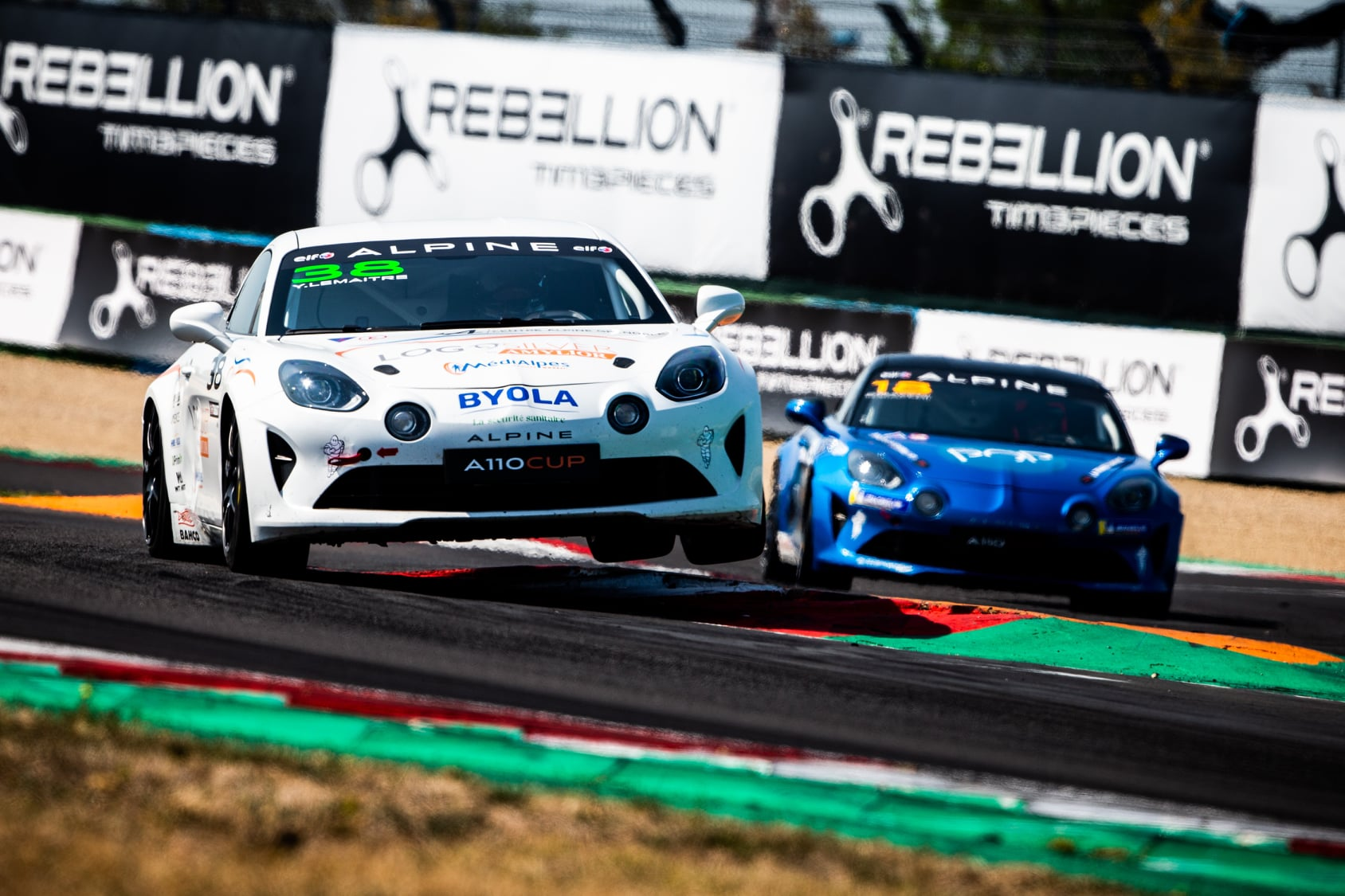 Alpine Elf Europa Cup 2020 Magny Cours A110 Cup 34 | Alpine Elf Europa Cup 2020: Jean-Baptiste Mela triomphe à Magny-Cours