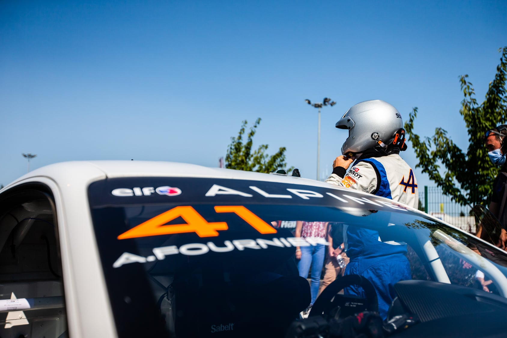 Alpine Elf Europa Cup 2020 Magny Cours A110 Cup 35 | Alpine Elf Europa Cup 2020: Jean-Baptiste Mela triomphe à Magny-Cours