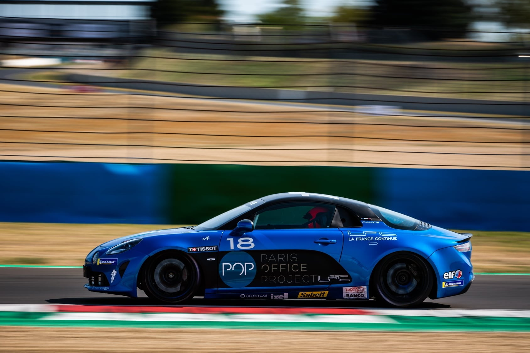 Alpine Elf Europa Cup 2020 Magny Cours A110 Cup 37 | Alpine Elf Europa Cup 2020: Jean-Baptiste Mela triomphe à Magny-Cours