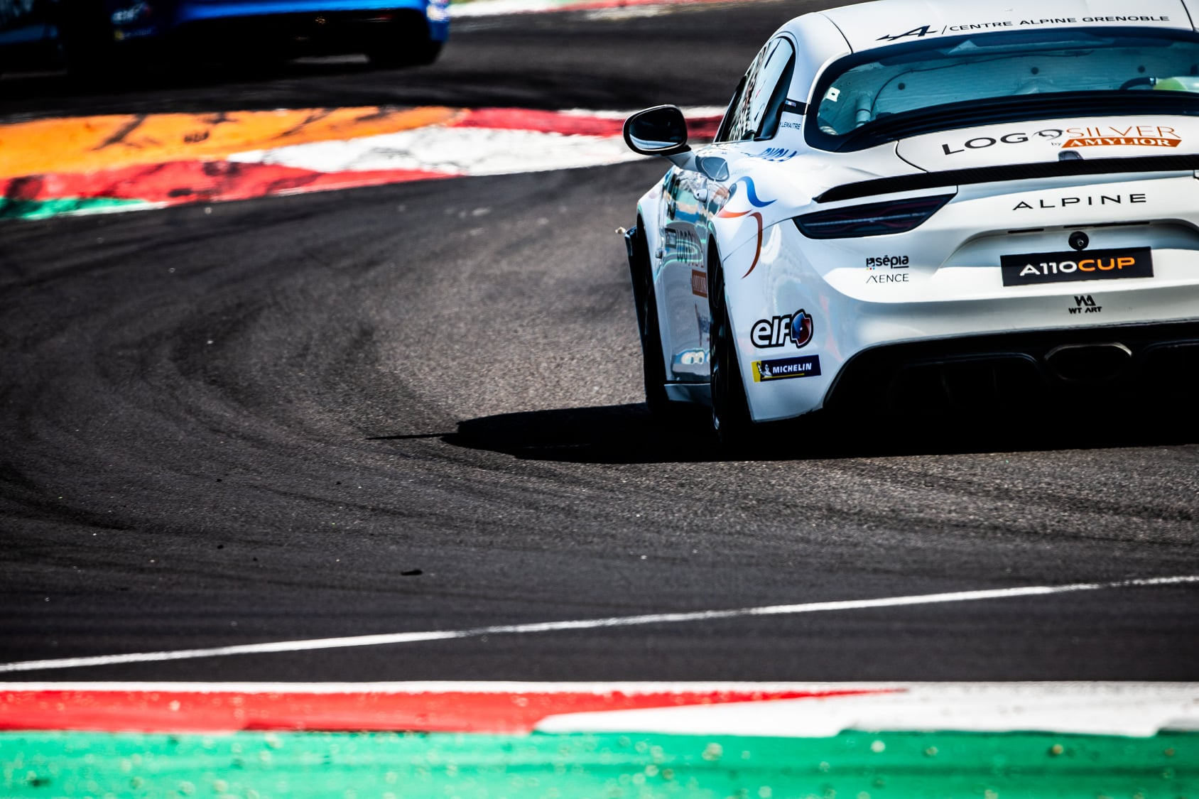 Alpine Elf Europa Cup 2020 Magny Cours A110 Cup 41 | Alpine Elf Europa Cup 2020: Jean-Baptiste Mela triomphe à Magny-Cours