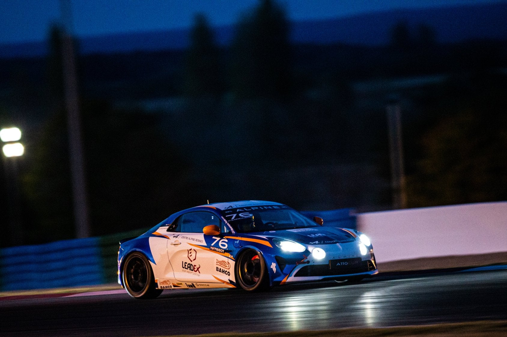 Alpine Elf Europa Cup 2020 Magny Cours A110 Cup 8 | Alpine Elf Europa Cup 2020: Jean-Baptiste Mela triomphe à Magny-Cours
