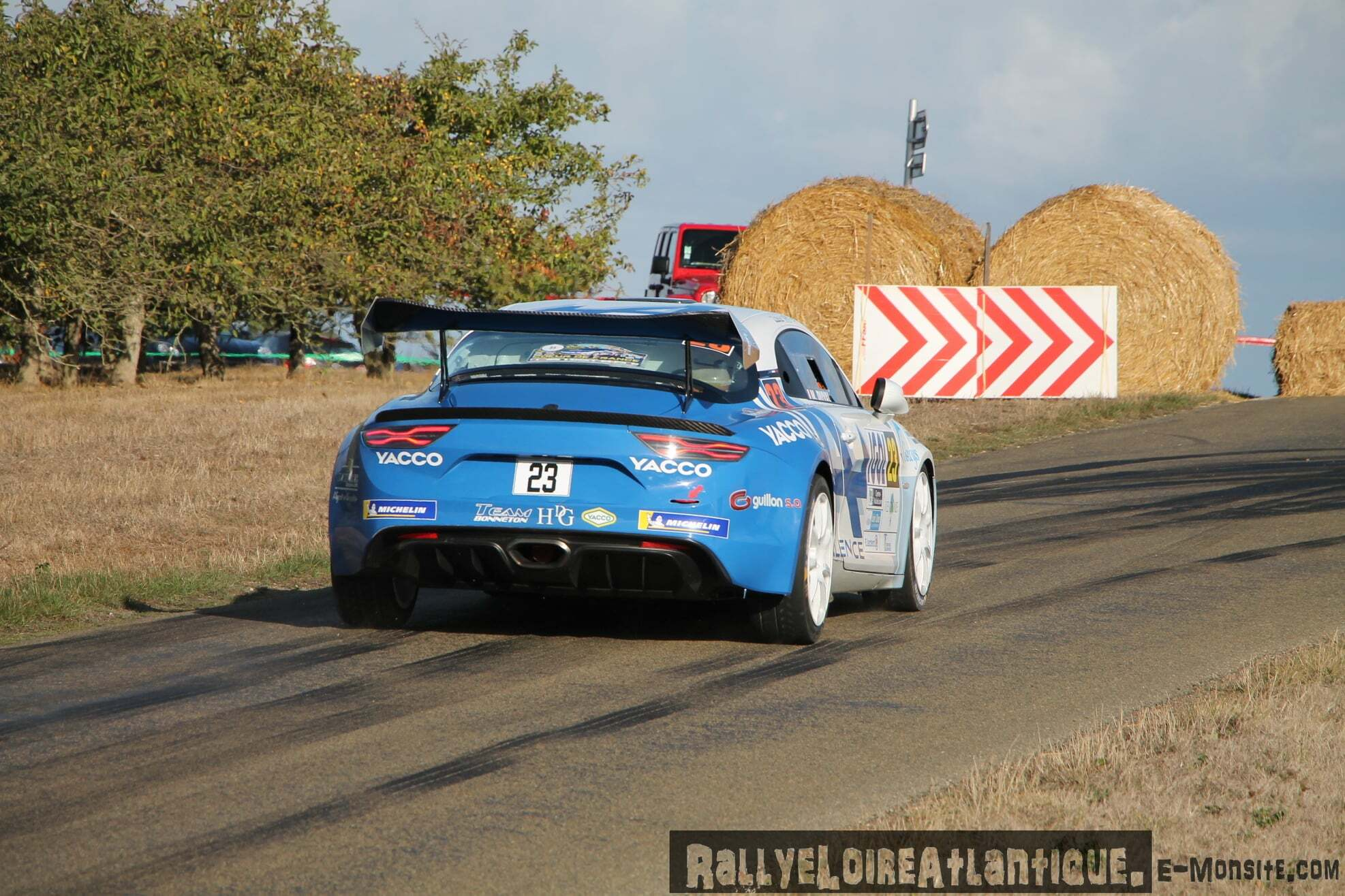 Cedric Robert Matthieu Duval Alpine A110 Rally Rallye Coeur de France 4 | Alpine A110 Rally : Cédric Robert hausse le rythme lors du Rallye Cœur de France 2020