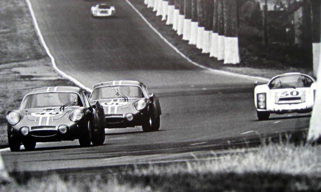 Mauro Bianchi 1966 Alpine | PassionnéMans Alpine ! (2ème Partie)