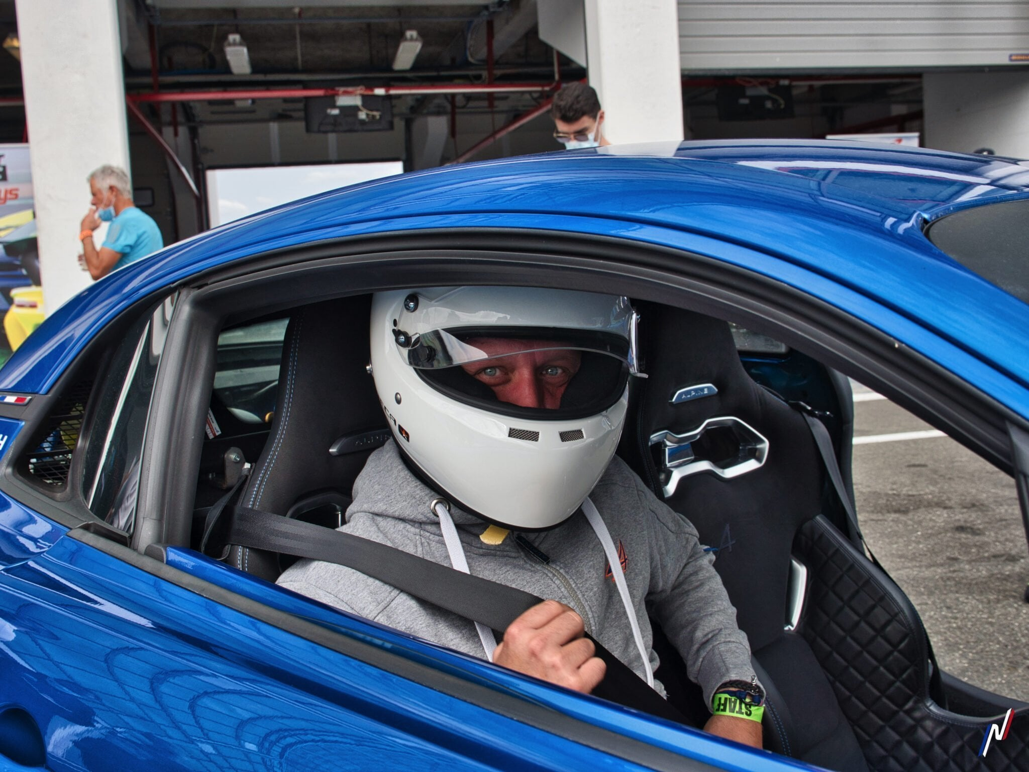 Motorsport Mag Track Day Magny Cours Alpine A110  P1110009 Alpine Planet | Track Day Motorsport 2020 : Magny-Cours, des Alpine et du fun !