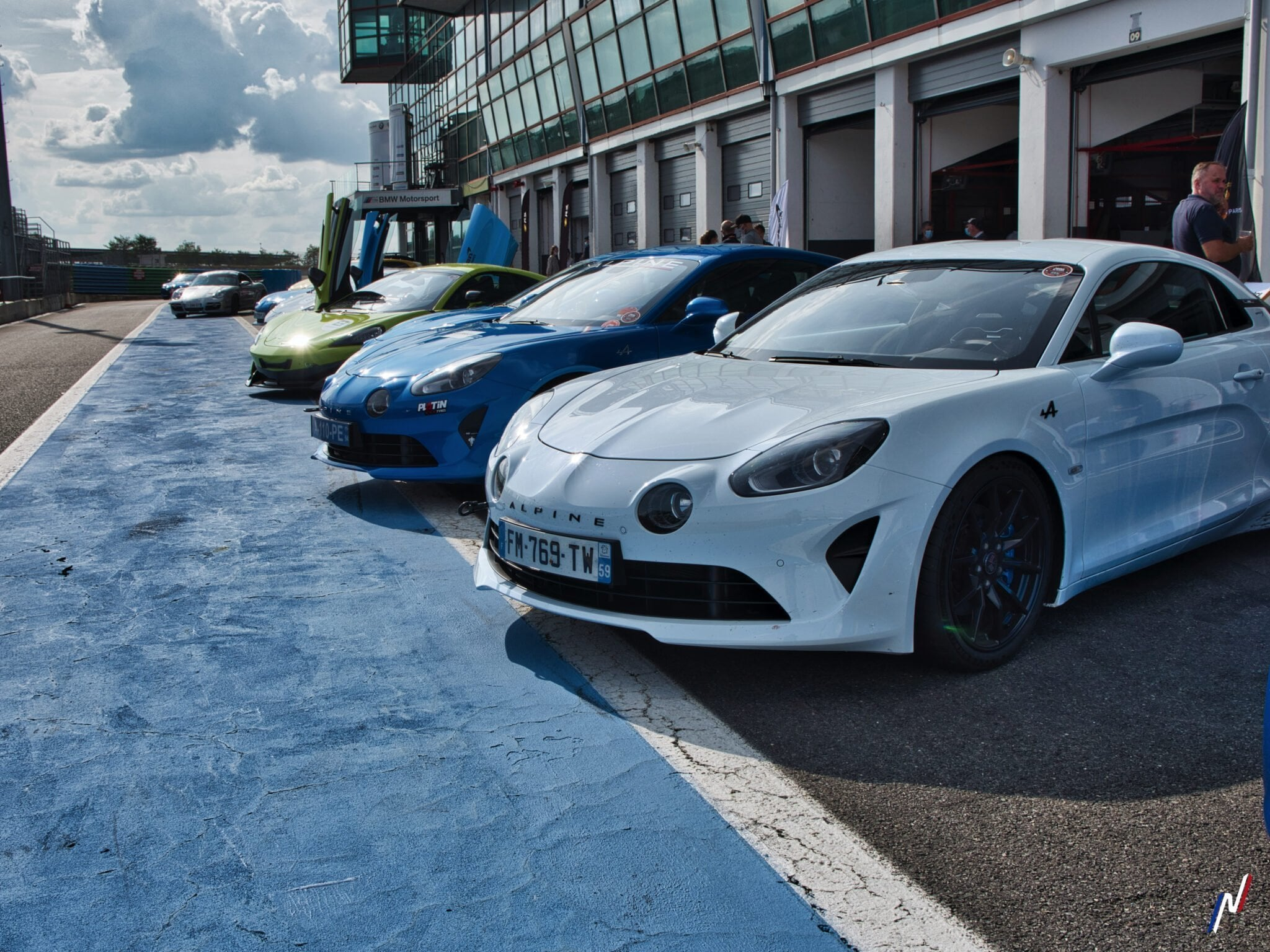 Motorsport Mag Track Day Magny Cours Alpine A110  P1110023 Alpine Planet | Track Day Motorsport 2020 : Magny-Cours, des Alpine et du fun !