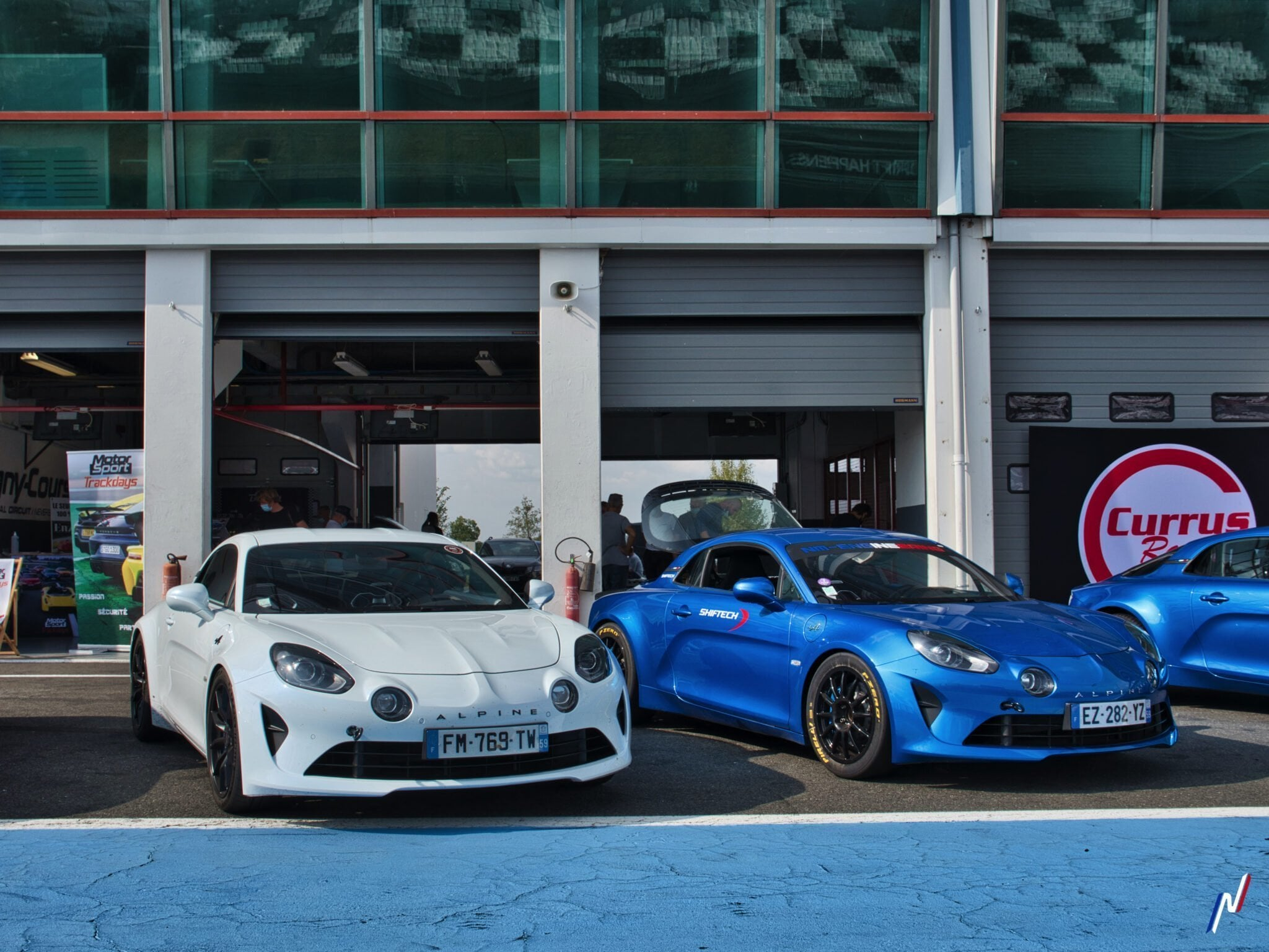 Motorsport Mag Track Day Magny Cours Alpine A110  P1110030 Alpine Planet | Track Day Motorsport 2020 : Magny-Cours, des Alpine et du fun !