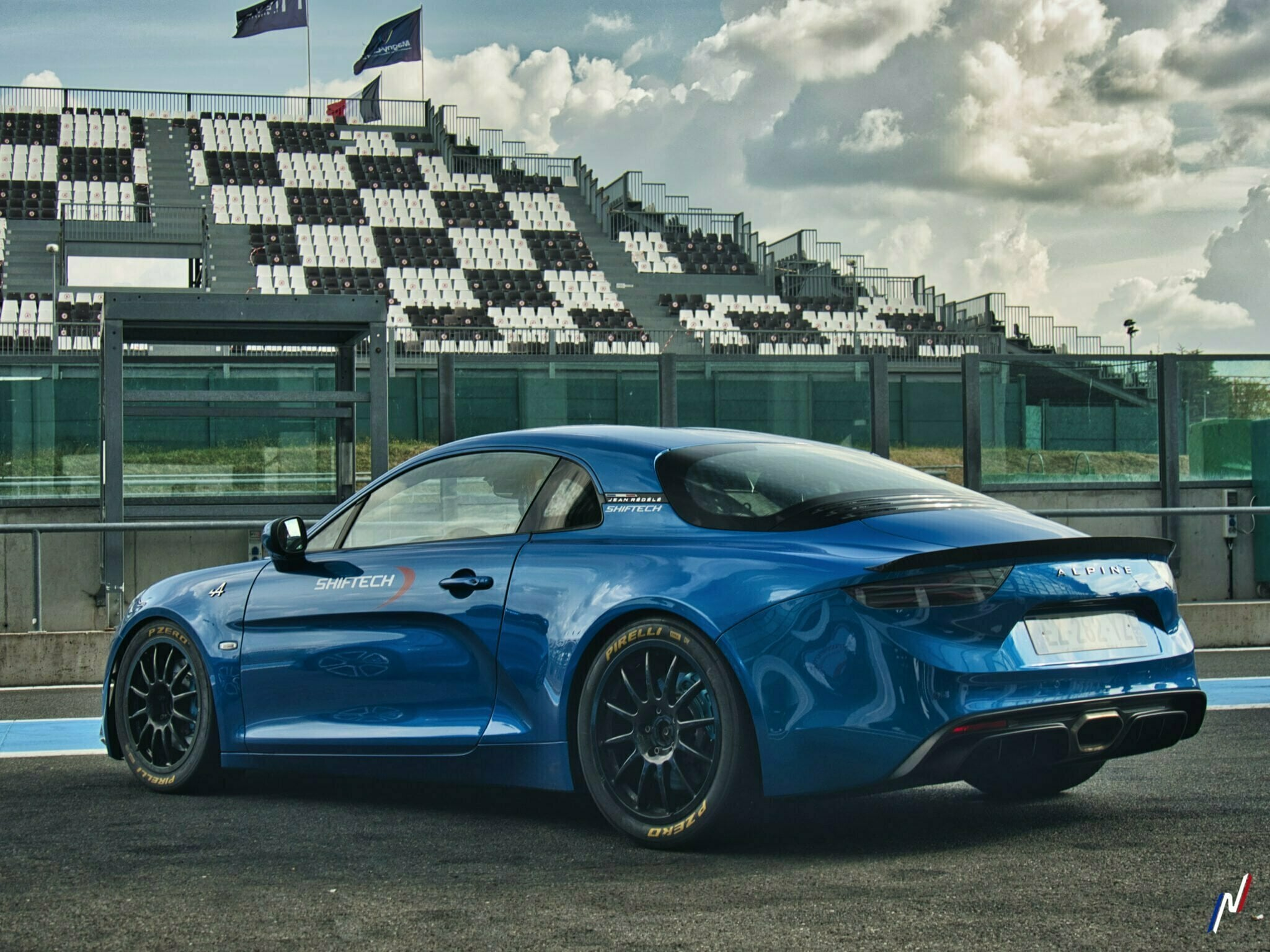 Motorsport Mag Track Day Magny Cours Alpine A110  P1110042 Alpine Planet | Track Day Motorsport 2020 : Magny-Cours, des Alpine et du fun !