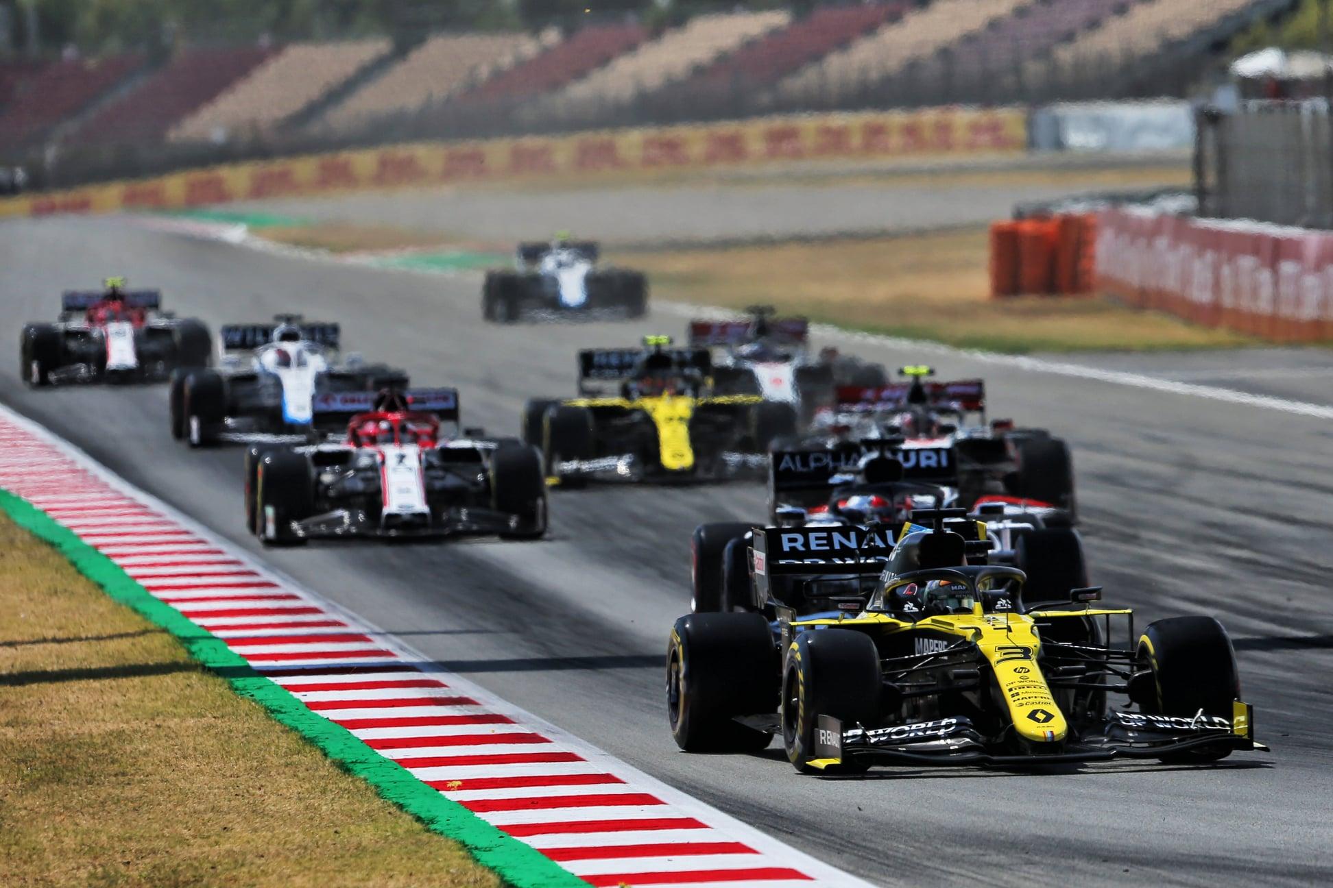 Renault F1 Team Abiteboule 2020 Alpine | Luca de Meo: un nouveau souffle pour Alpine ?