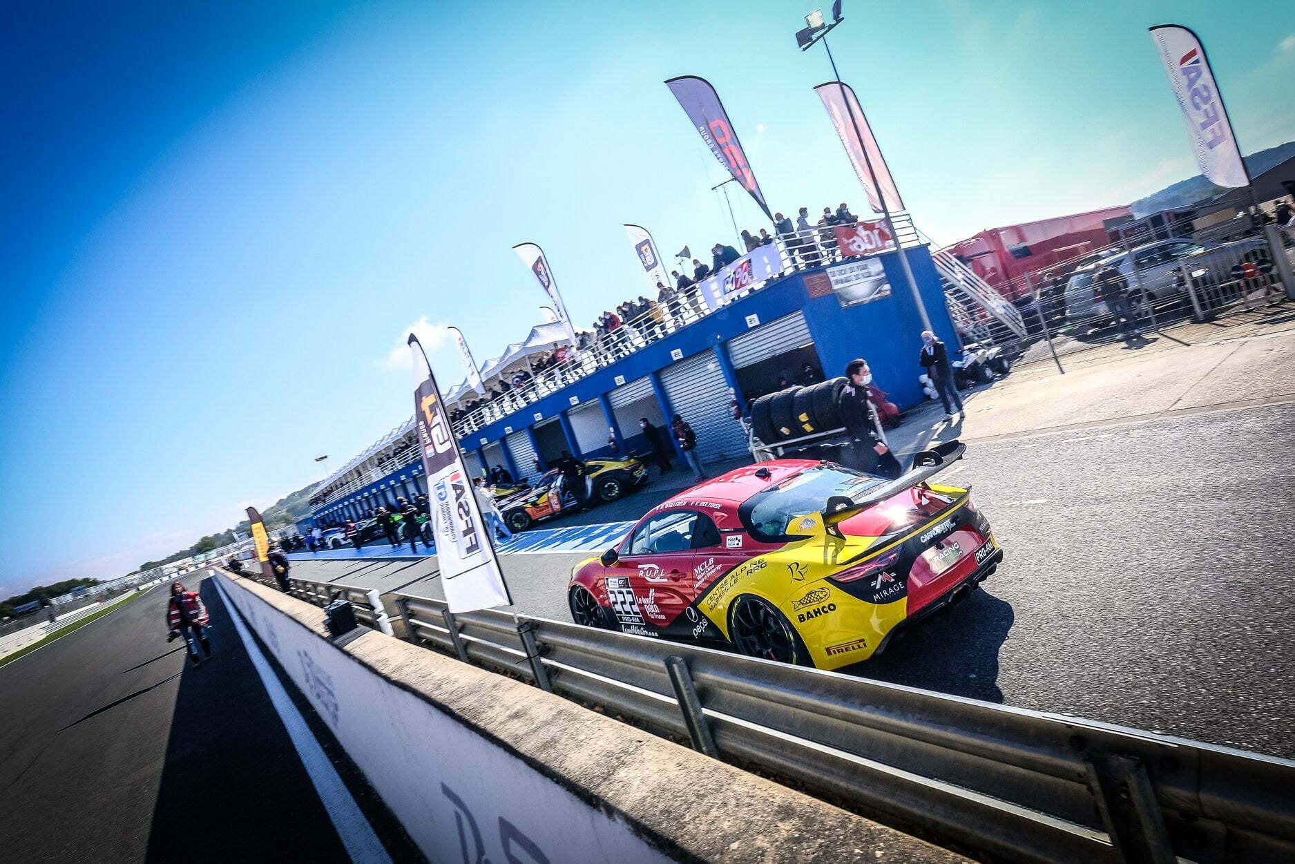 Alpine A110 GT4 FFSA GT 2020 Albi 13 | Alpine A110 GT4 : le plein de points à Albi pour la 1ère course !