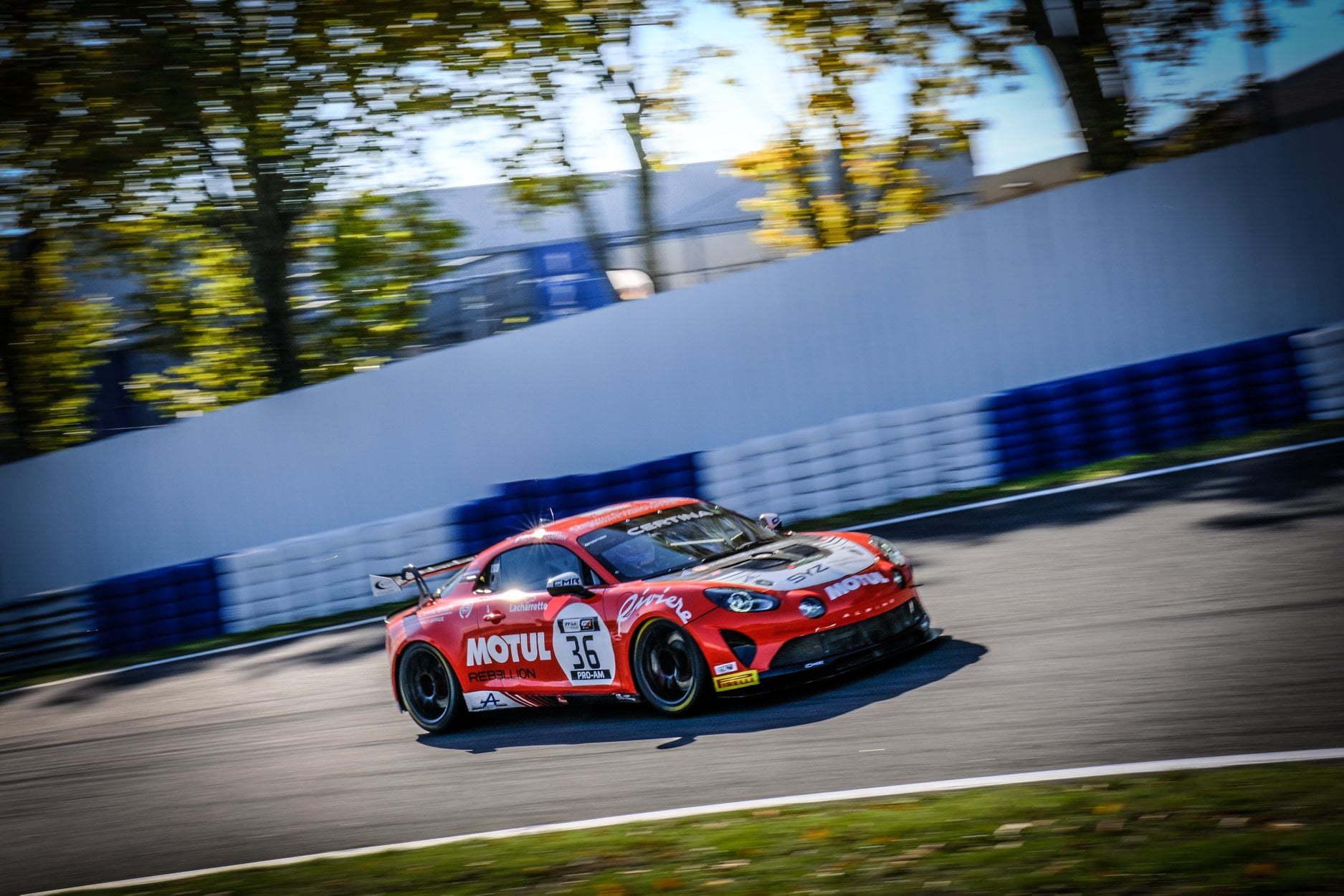 Alpine A110 GT4 FFSA GT 2020 Albi 21 | Alpine A110 GT4 : le plein de points à Albi pour la 1ère course !