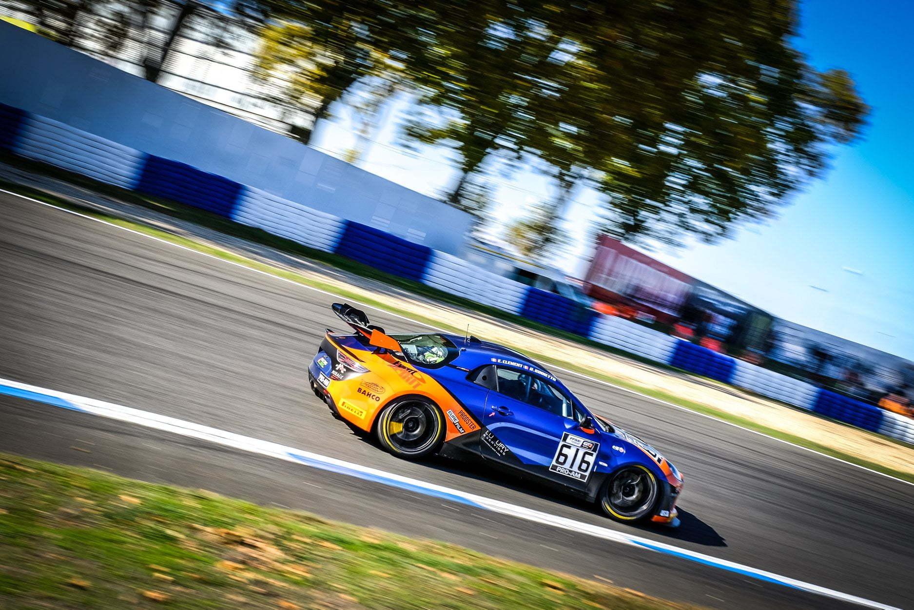 Alpine A110 GT4 FFSA GT 2020 Albi 23 | Alpine A110 GT4 : le plein de points à Albi pour la 1ère course !