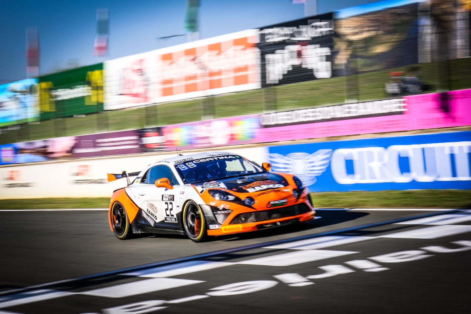 Alpine A110 GT4 FFSA GT 2020 Albi 25 | Alpine A110 GT4 : le plein de points à Albi pour la 1ère course !