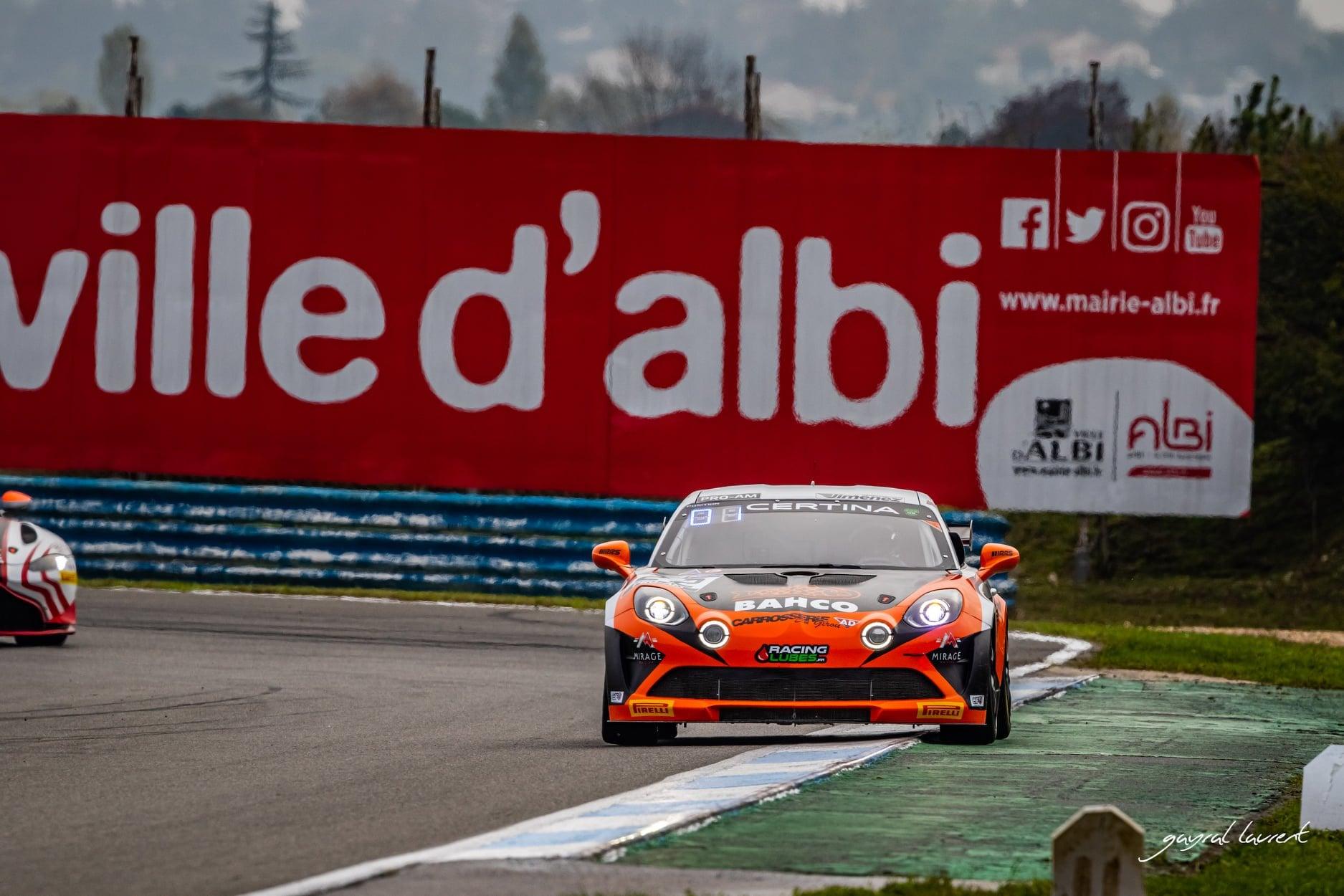 Alpine A110 GT4 FFSA GT 2020 Albi 28 | Alpine A110 GT4 : le plein de points à Albi pour la 1ère course !