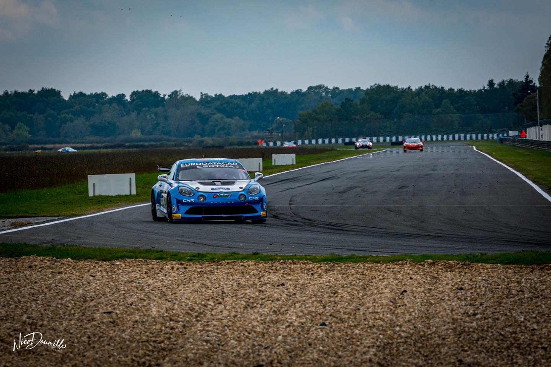 Alpine A110 GT4 FFSA GT 2020 Albi 29 | Alpine A110 GT4 : le plein de points à Albi pour la 1ère course !