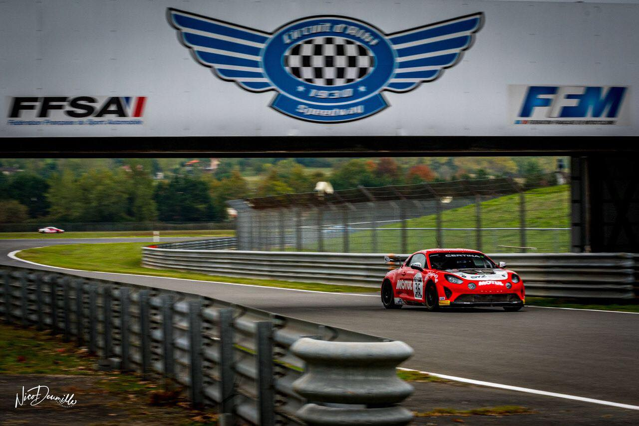 Alpine A110 GT4 FFSA GT 2020 Albi 6 | Alpine A110 GT4 : le plein de points à Albi pour la 1ère course !