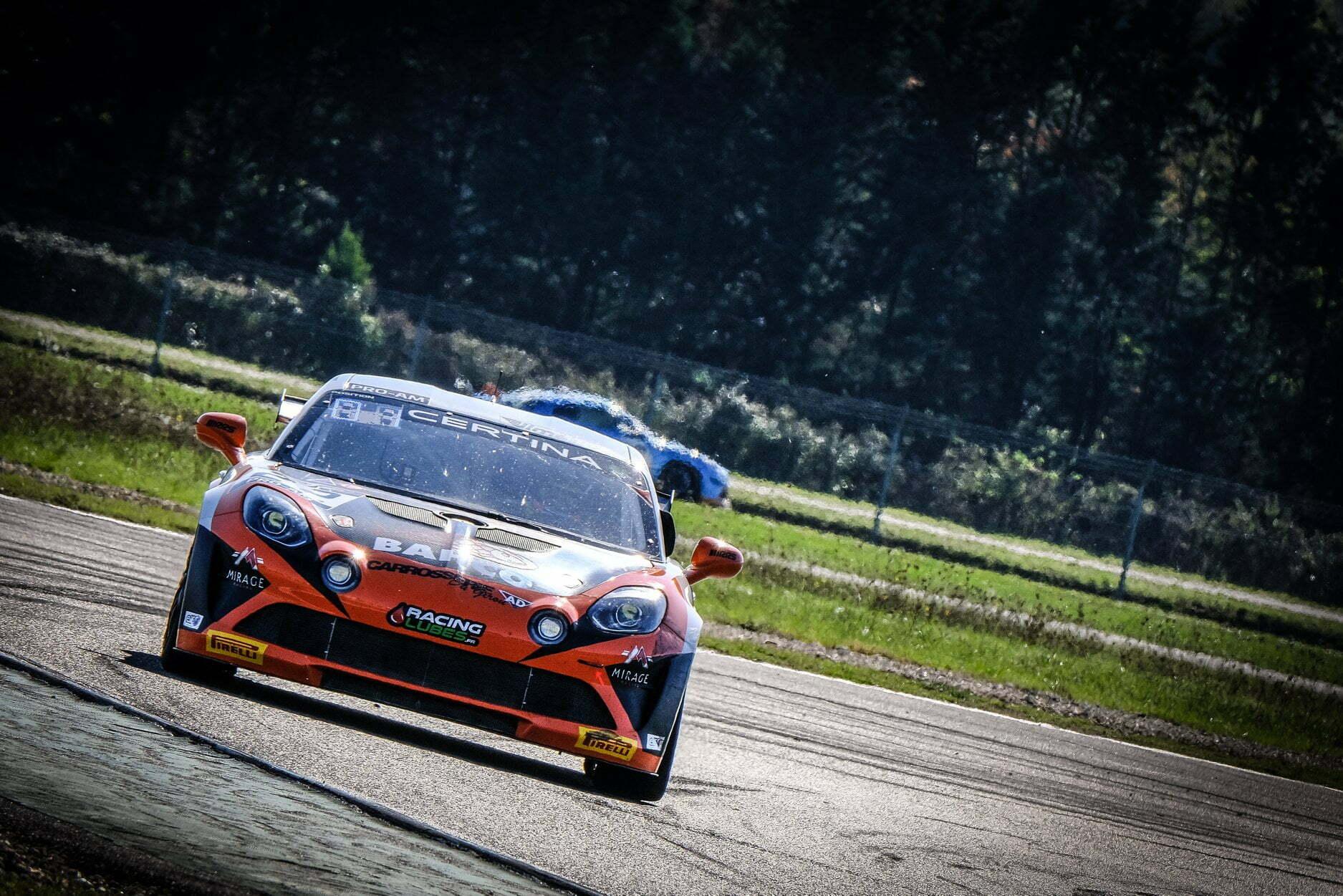 Alpine A110 GT4 FFSA GT 2020 Albi Course 2 12 | Alpine A110 GT4 : Herrero et Moullin-Traffort performent à Albi !