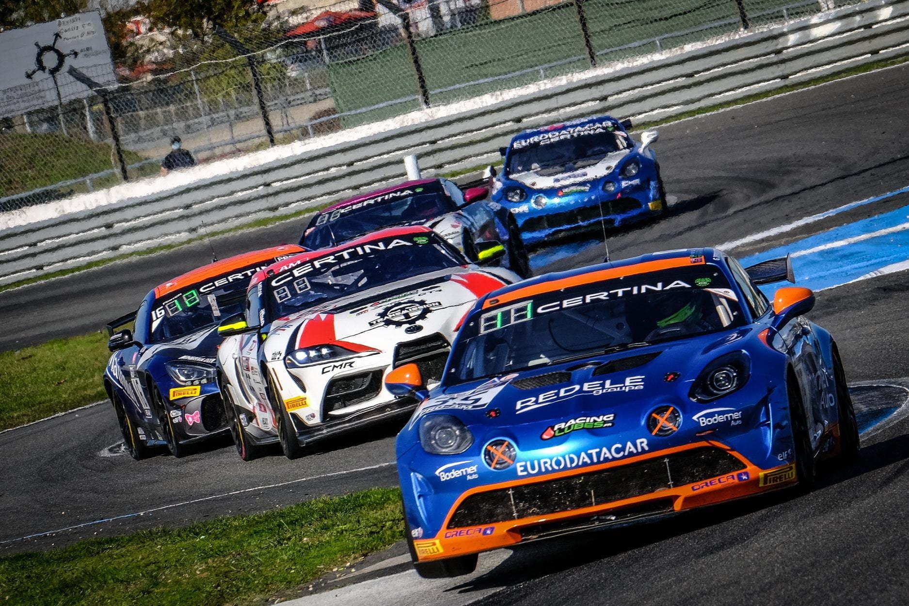 Alpine A110 GT4 FFSA GT 2020 Albi Course 2 2 | Alpine A110 GT4 : Herrero et Moullin-Traffort performent à Albi !