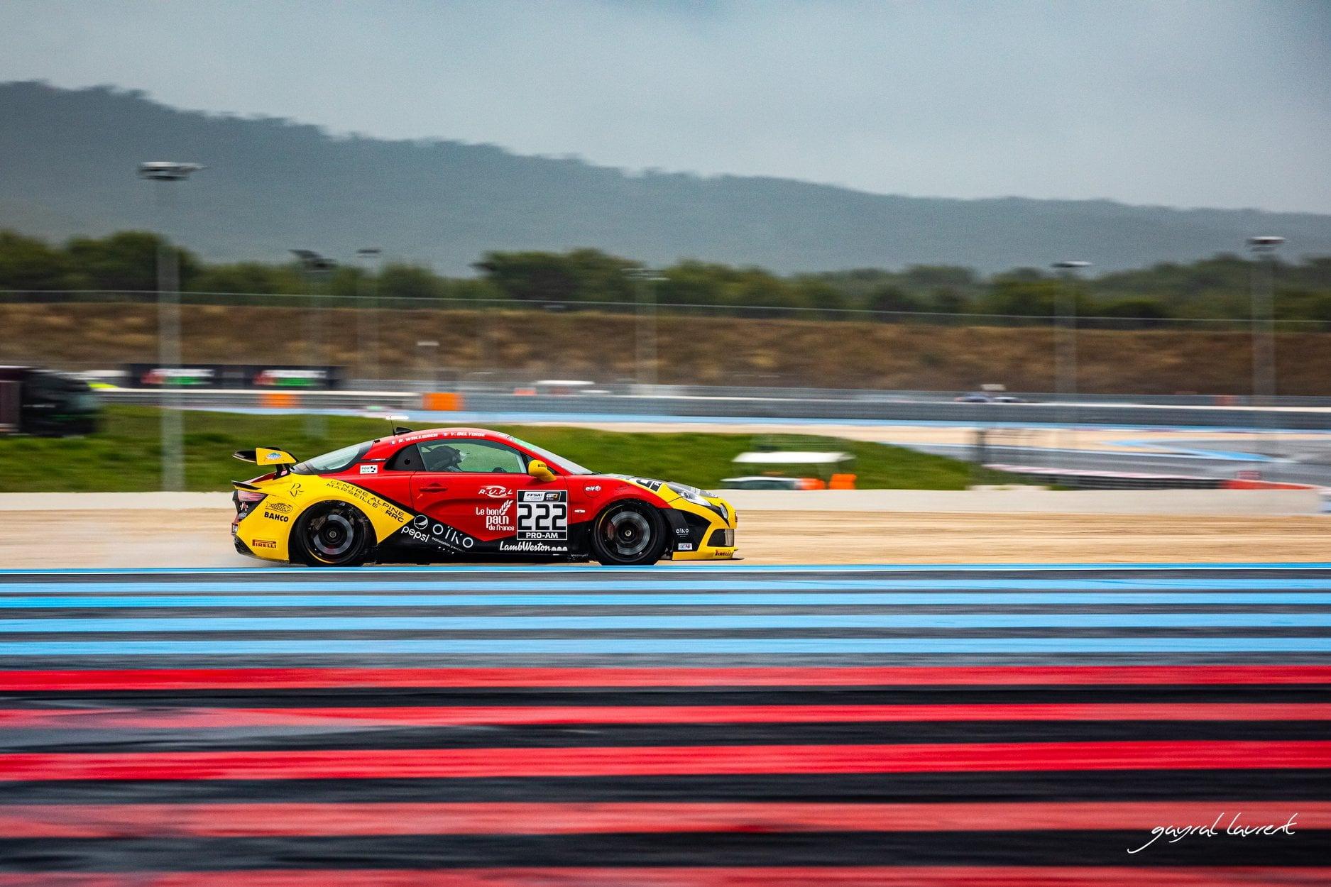 Alpine A110 GT4 FFSA GT Castellet Paul Ricard 2020 11 | Alpine A110 GT4 : Première victoire de Mirage Racing au Castellet en FFSA GT 2020