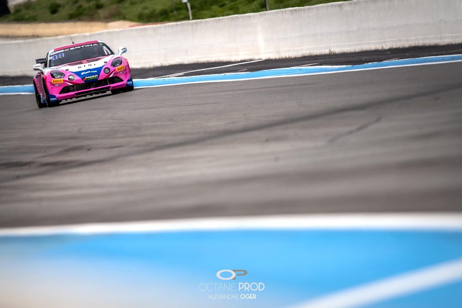 Alpine A110 GT4 FFSA GT Castellet Paul Ricard 2020 18 | Alpine A110 GT4 : Première victoire de Mirage Racing au Castellet en FFSA GT 2020
