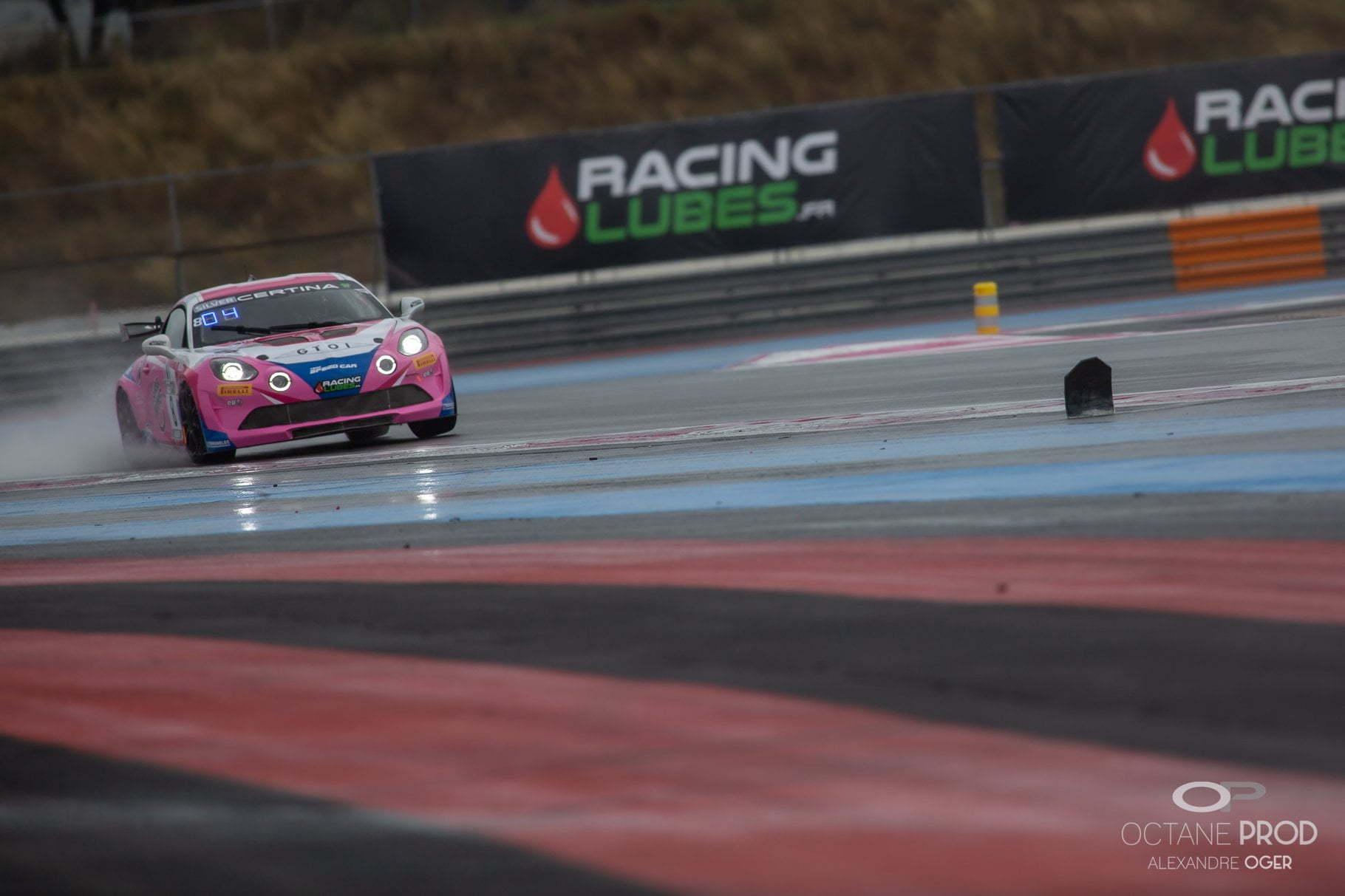 Alpine A110 GT4 FFSA GT Castellet Paul Ricard 2020 3 | Alpine A110 GT4 : Première victoire de Mirage Racing au Castellet en FFSA GT 2020