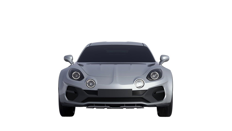 Alpine A110 Sports X WIPO Brevet design 2020 7 | Alpine A110 Sports X : la marque dépose les brevets du design en 2020