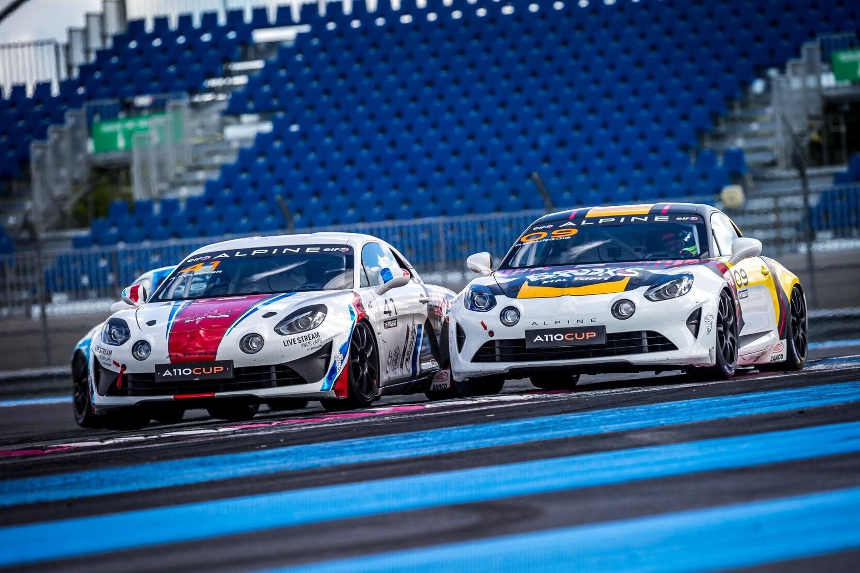 Alpine Elf Europa Cup 2020 Castellet 2020 A110 33 | Alpine Elf Europa Cup 2020: Jean-Baptiste Mela et Laurent Hurgon dominent au Castellet
