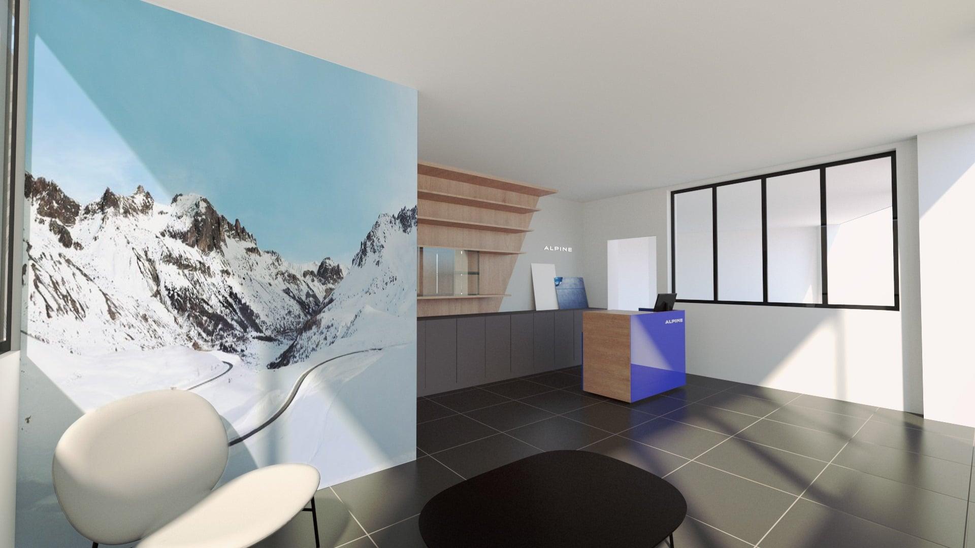 Alpine Service Boulogne Billancourt RRG Atelier Centre 2 | Alpine Service : RRG ouvre son premier Centre de Service Alpine en 2020