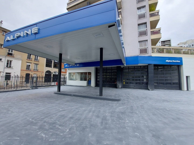 Alpine Service