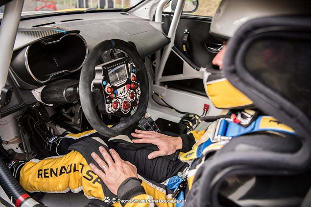 Anthony Dubois Alpine A110 GT4 Course cote 2020 2 | Anthony Dubois, pilote d'une Alpine A110 engagée en course de côte
