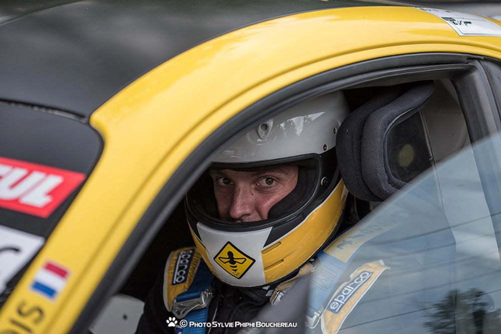 Anthony Dubois Alpine A110 GT4 Course cote 2020 4 | Anthony Dubois, pilote d'une Alpine A110 engagée en course de côte