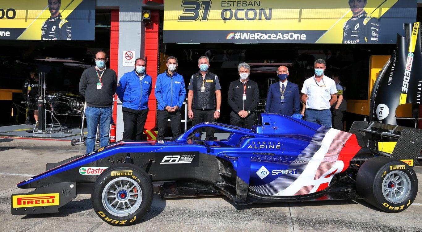 Championnat dEurope de Formule Regionale Alpine | Alpine Academy : focus sur les pilotes engagés en 2021