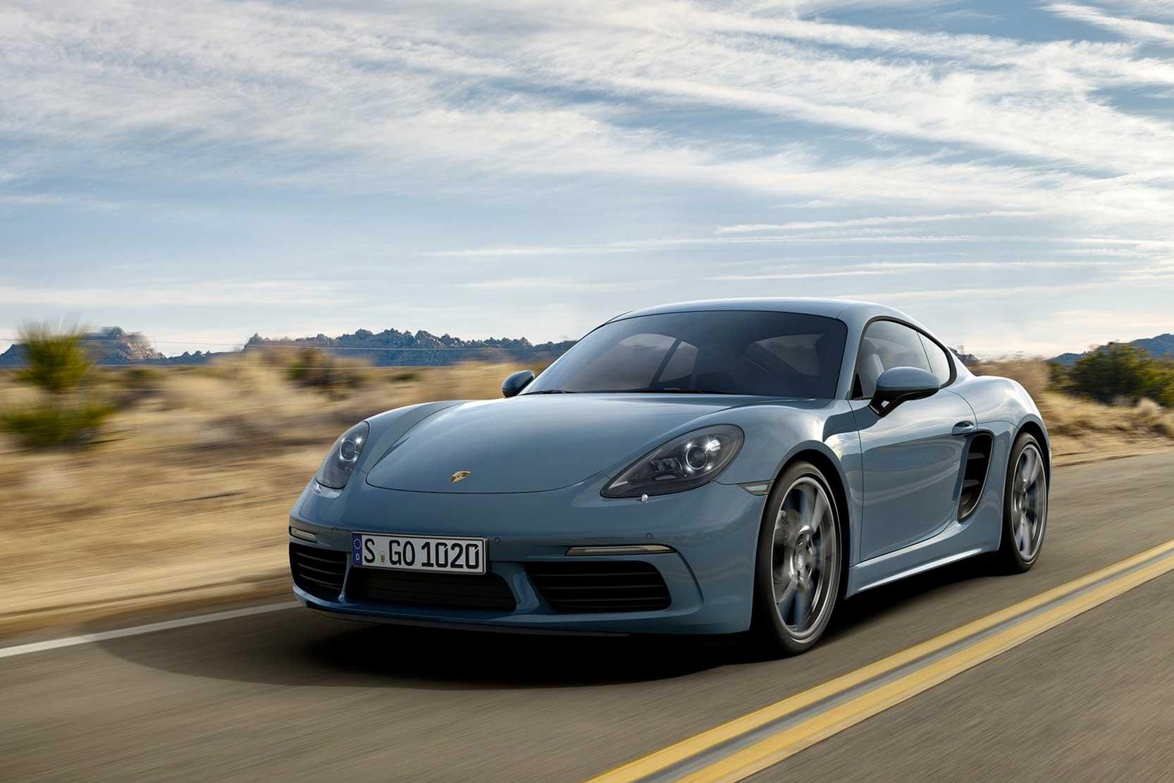 Porsche 718 Cayman HD 1 | Alpine A110 : les malus écologiques à venir en 2021 et 2022