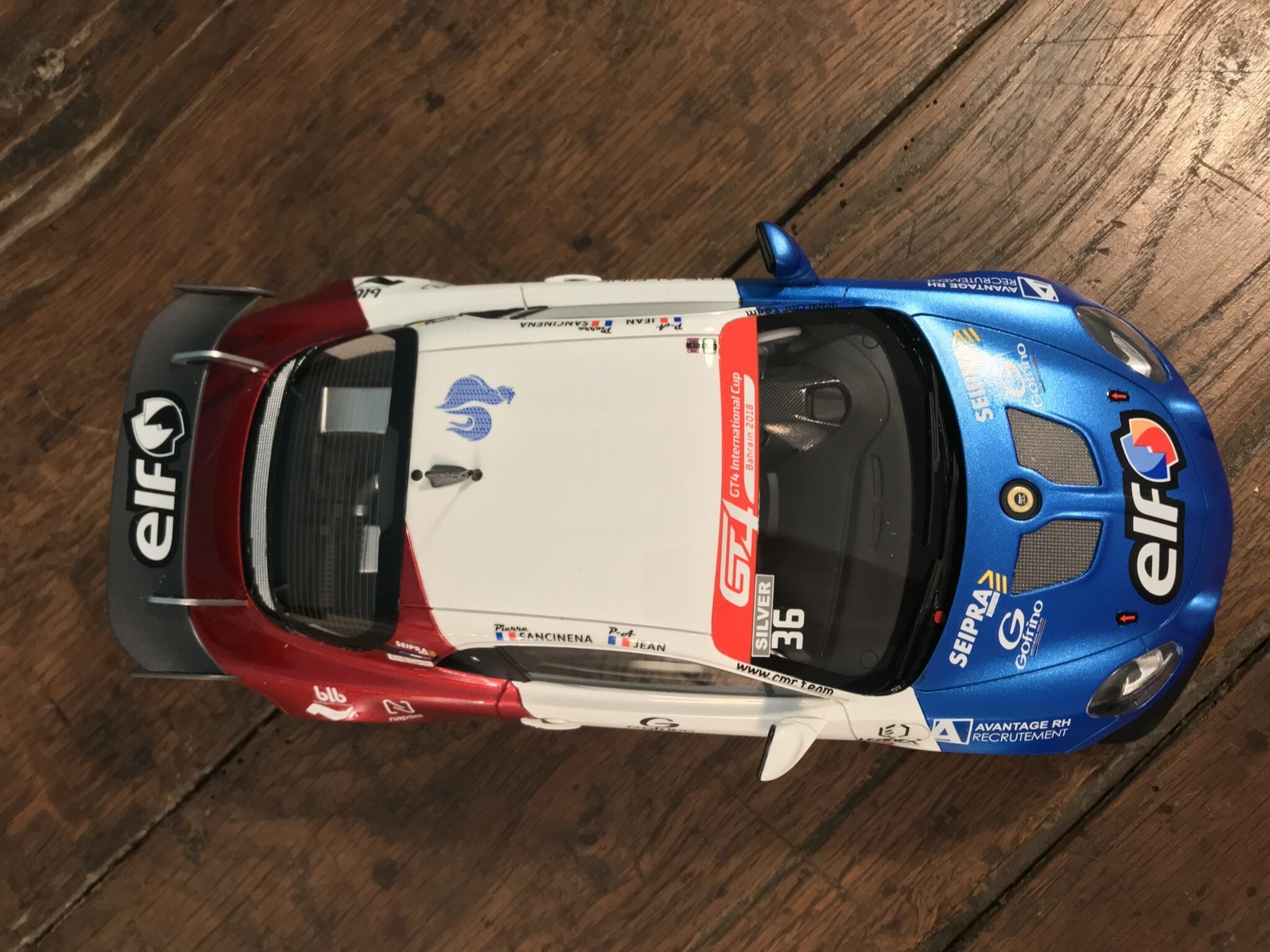 62BADADD E0CB 43BD 88D2 F368738055A4 | Alpine A110 GT4 n° 36 par OTTOMOBILE : une Championne du Monde à la maison