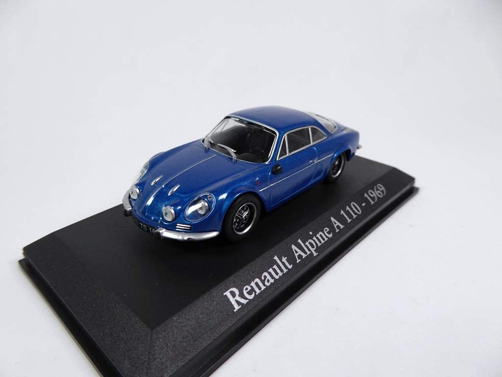 Alpine A110 1969 143 OPO 10 1 | 30 idées de cadeaux de Noël pour les passionnés d'Alpine