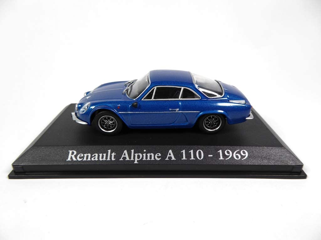 Alpine A110 1969 143 OPO 10 3 | 30 idées de cadeaux de Noël pour les passionnés d'Alpine