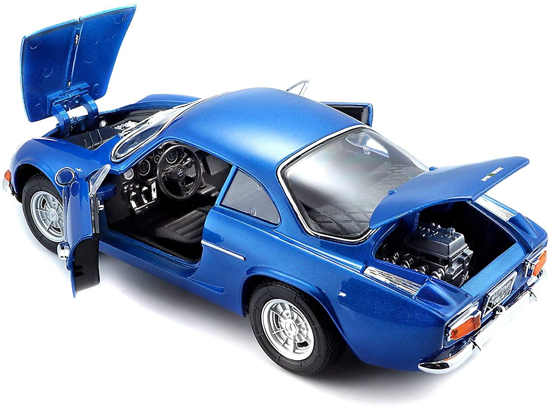 Bburago Maisto France Voiture Miniature Alpine Renault 1600 S Stradale 1971 2 | 30 idées de cadeaux de Noël pour les passionnés d'Alpine