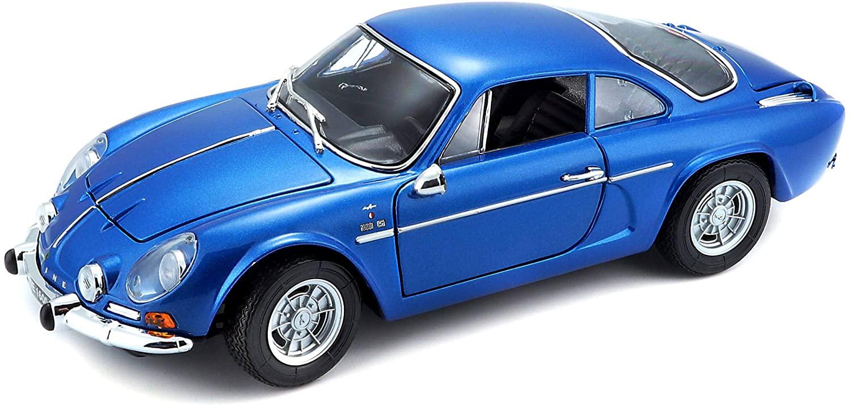 Bburago Maisto France Voiture Miniature Alpine Renault 1600 S Stradale 1971 3 | 30 idées de cadeaux de Noël pour les passionnés d'Alpine