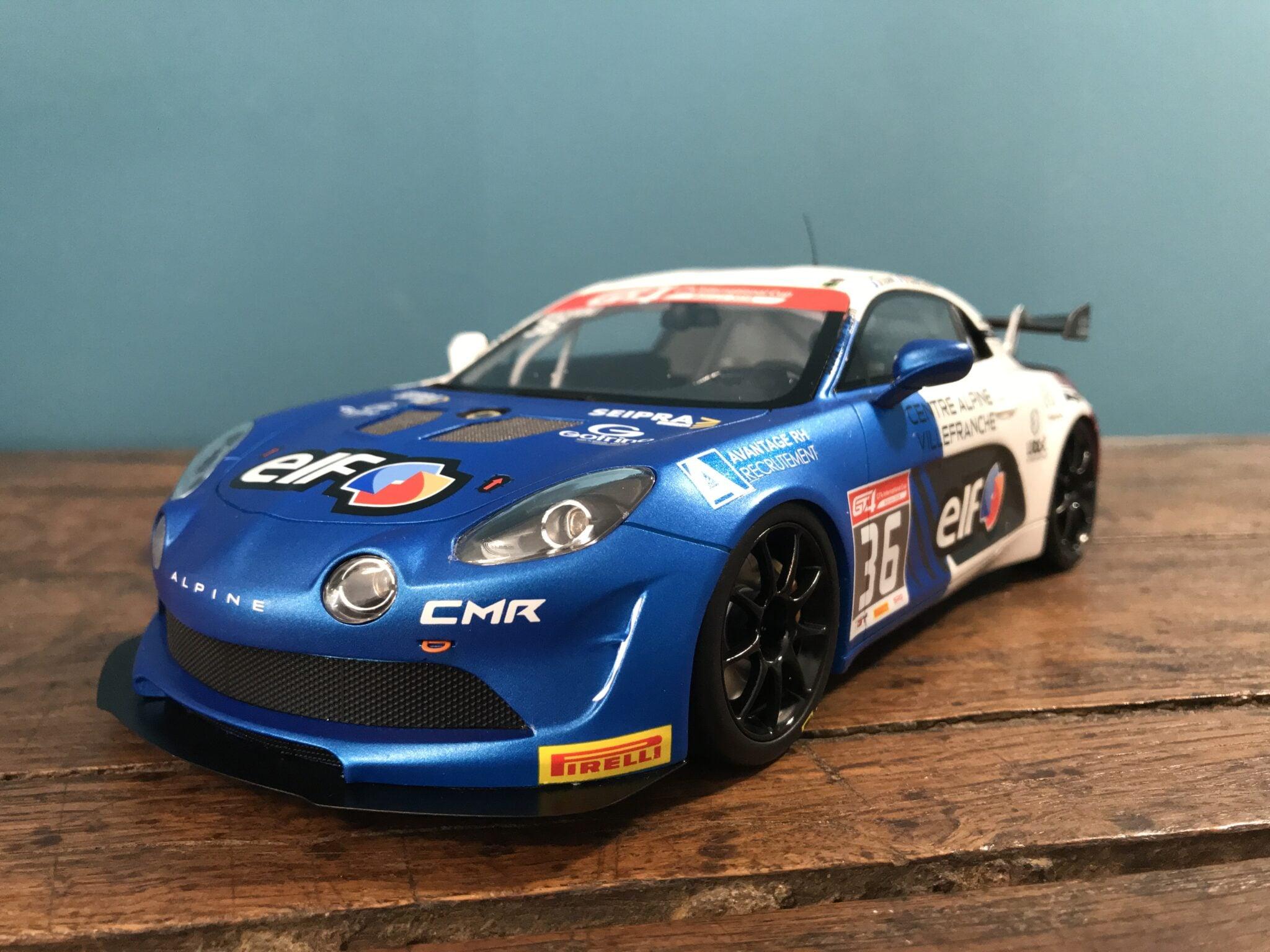 C280FBA5 7C14 4821 8E5E 074EE12A37FB | Alpine A110 GT4 n° 36 par OTTOMOBILE : une Championne du Monde à la maison